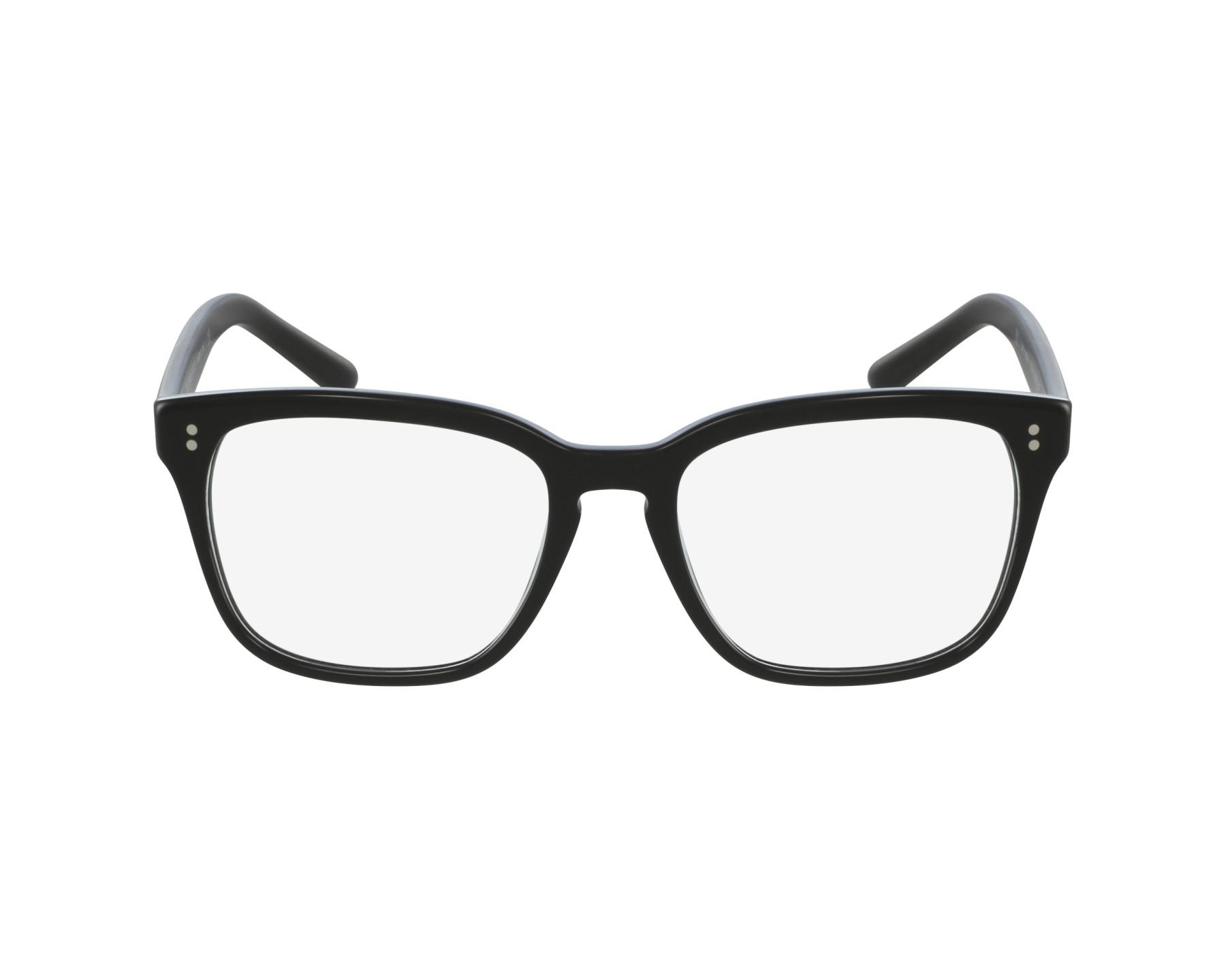 085a0f78785e eyeglasses Burberry BE-2225 3001 - Black Black profile view