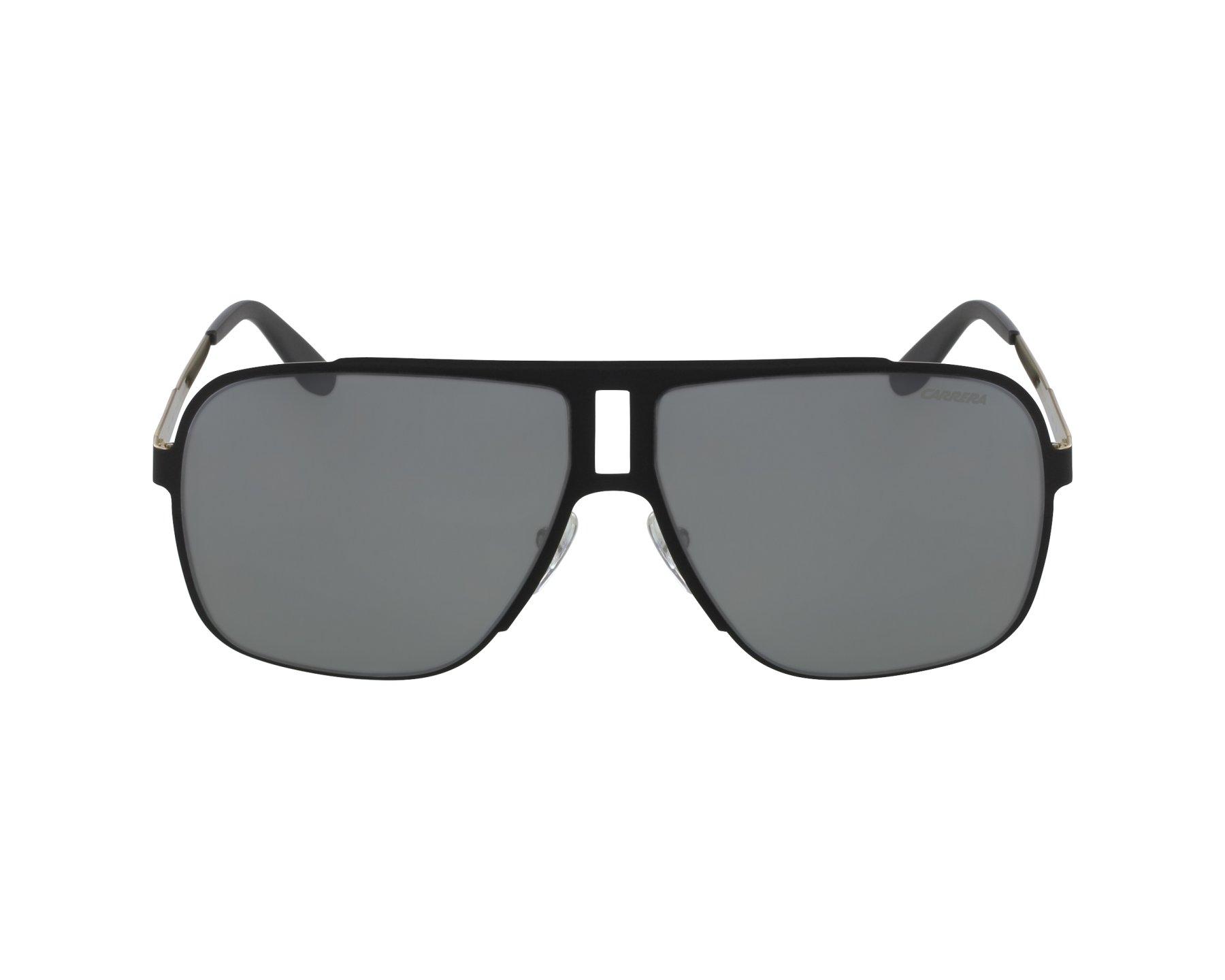 e146046fdb Sunglasses Carrera Carrera-121-S VOG/T4 62-12 Black Gold profile