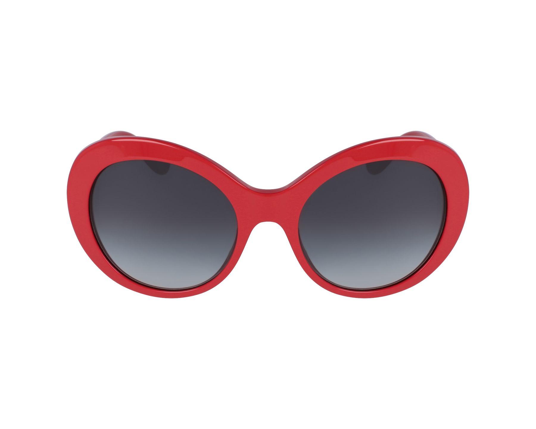 8e13549e74be Sunglasses Dolce & Gabbana DG-4295 3097/8G 57-20 Red profile view