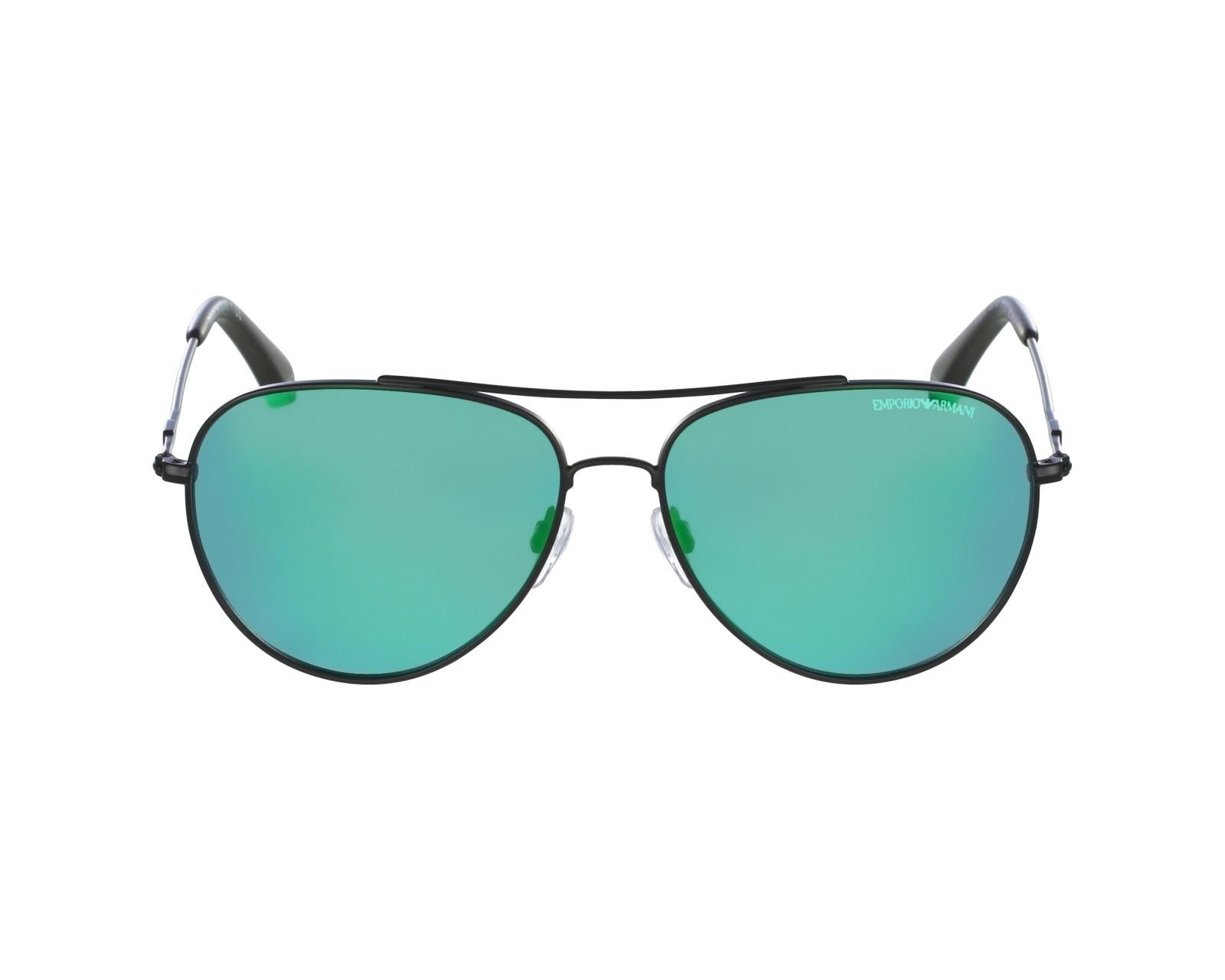 79799009f4e Sunglasses Emporio Armani EA-2010 3001 31 - Black profile view