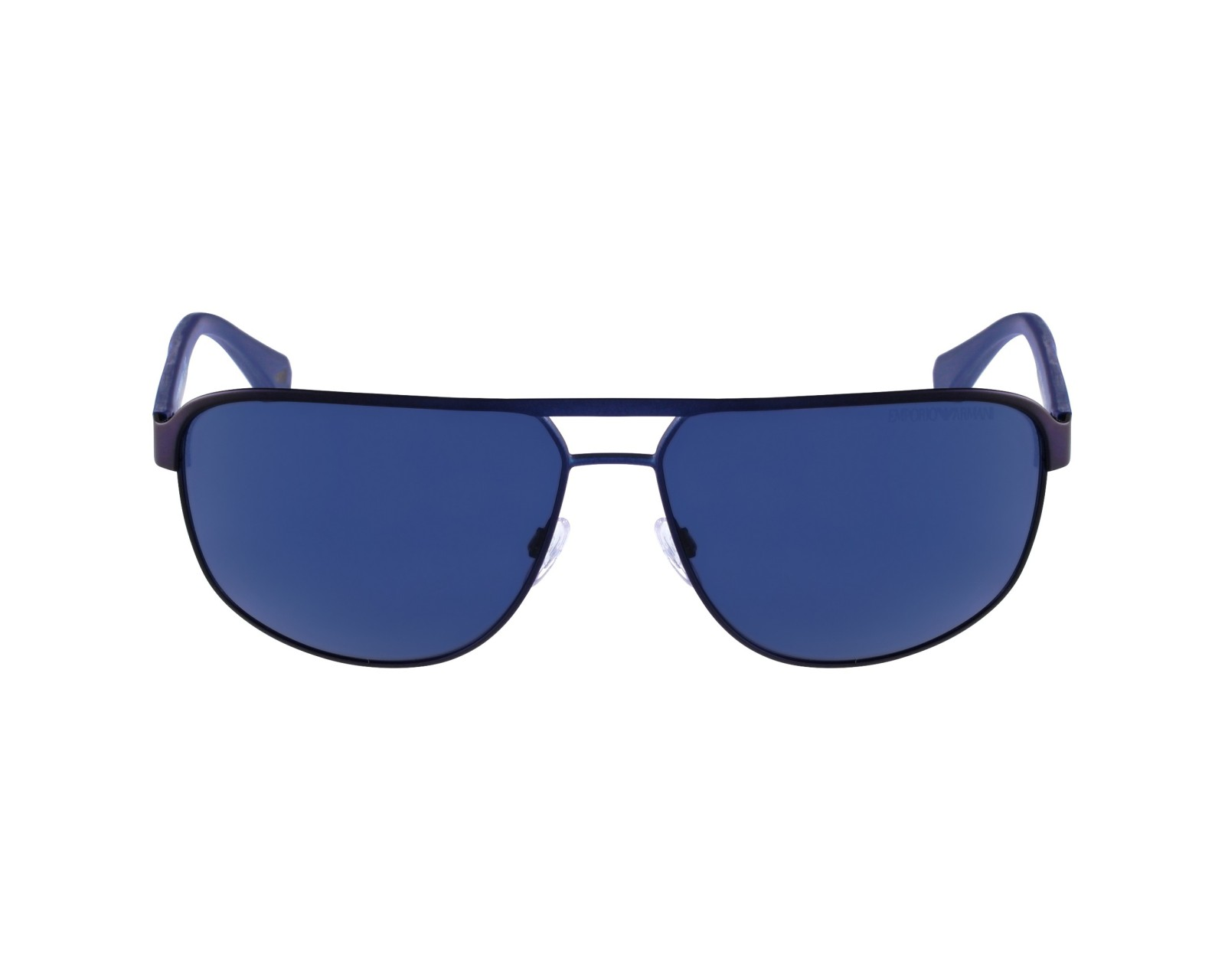 Sunglasses Emporio Armani EA-2025 3076 80 - Blue profile view fda04e1f2cff