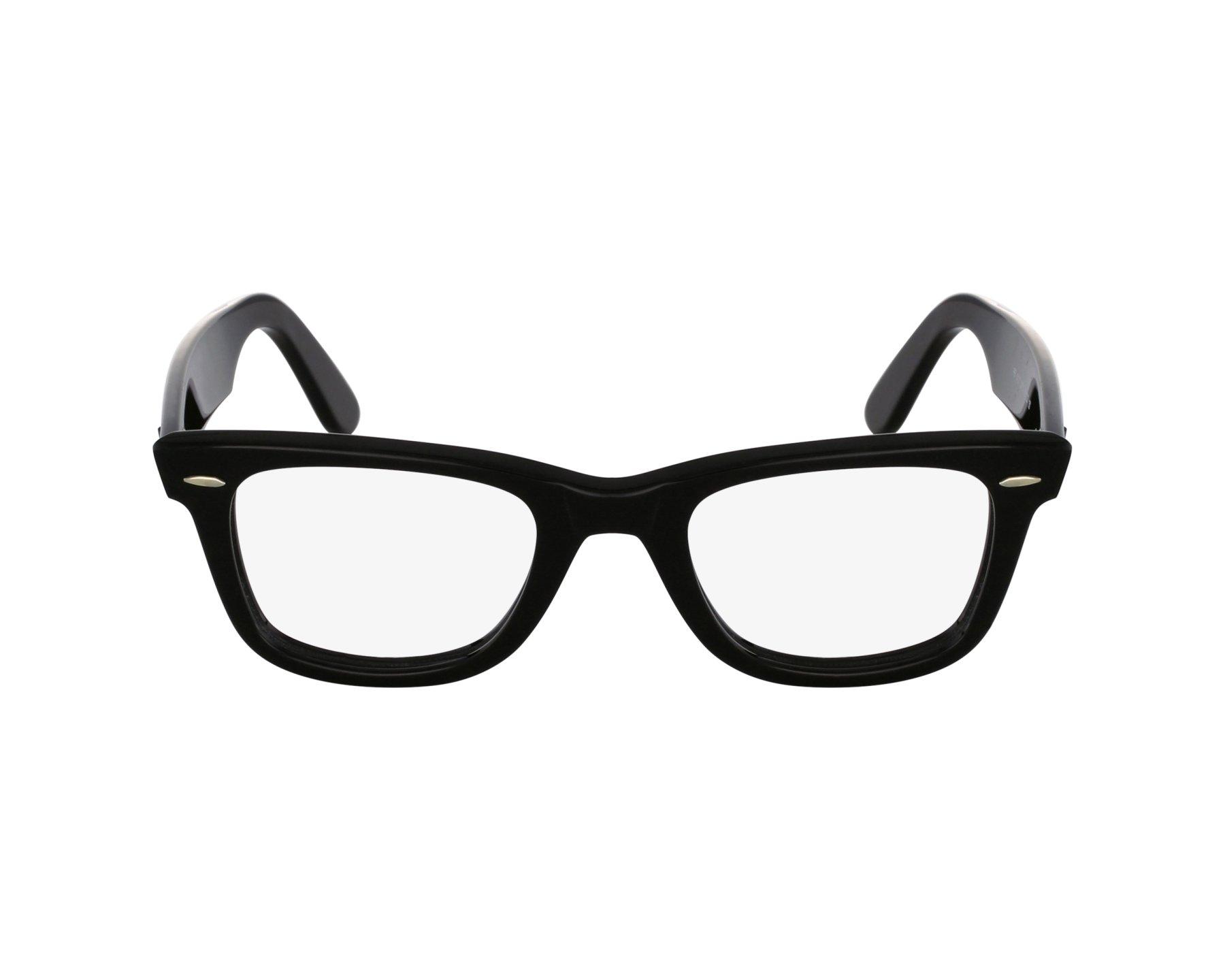 4b792228bc eyeglasses Ray-Ban RX-5121 2000 47-22 Black profile view