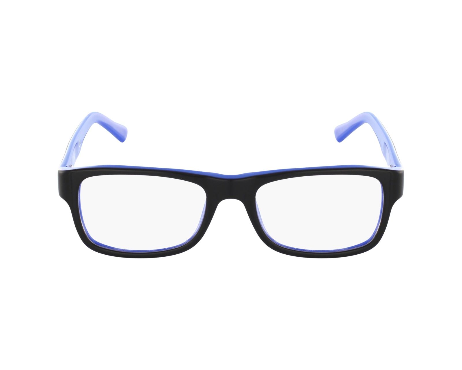 b2cad476d63 eyeglasses Ray-Ban RX-5268 5179 50-17 Black Blue profile view