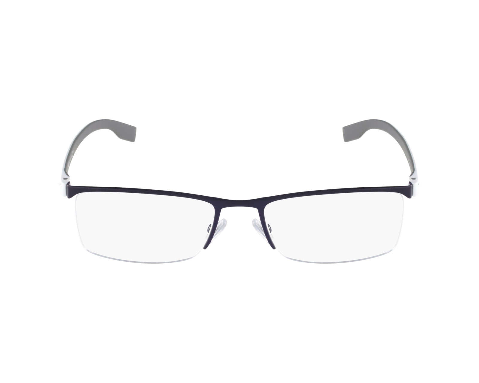 2d115c2de9 eyeglasses Hugo Boss BOSS-0610 ZE3 - Blue White profile view