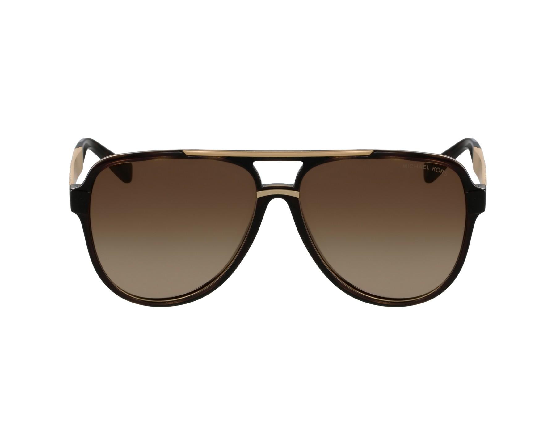 442544dc45432 ... Michael Kors Sunglasses CLEMENTINE II MK-6025 310613  MICHAEL KORS   Lunettes de soleil Femme MICHAEL KORS 3646 NOIR ...