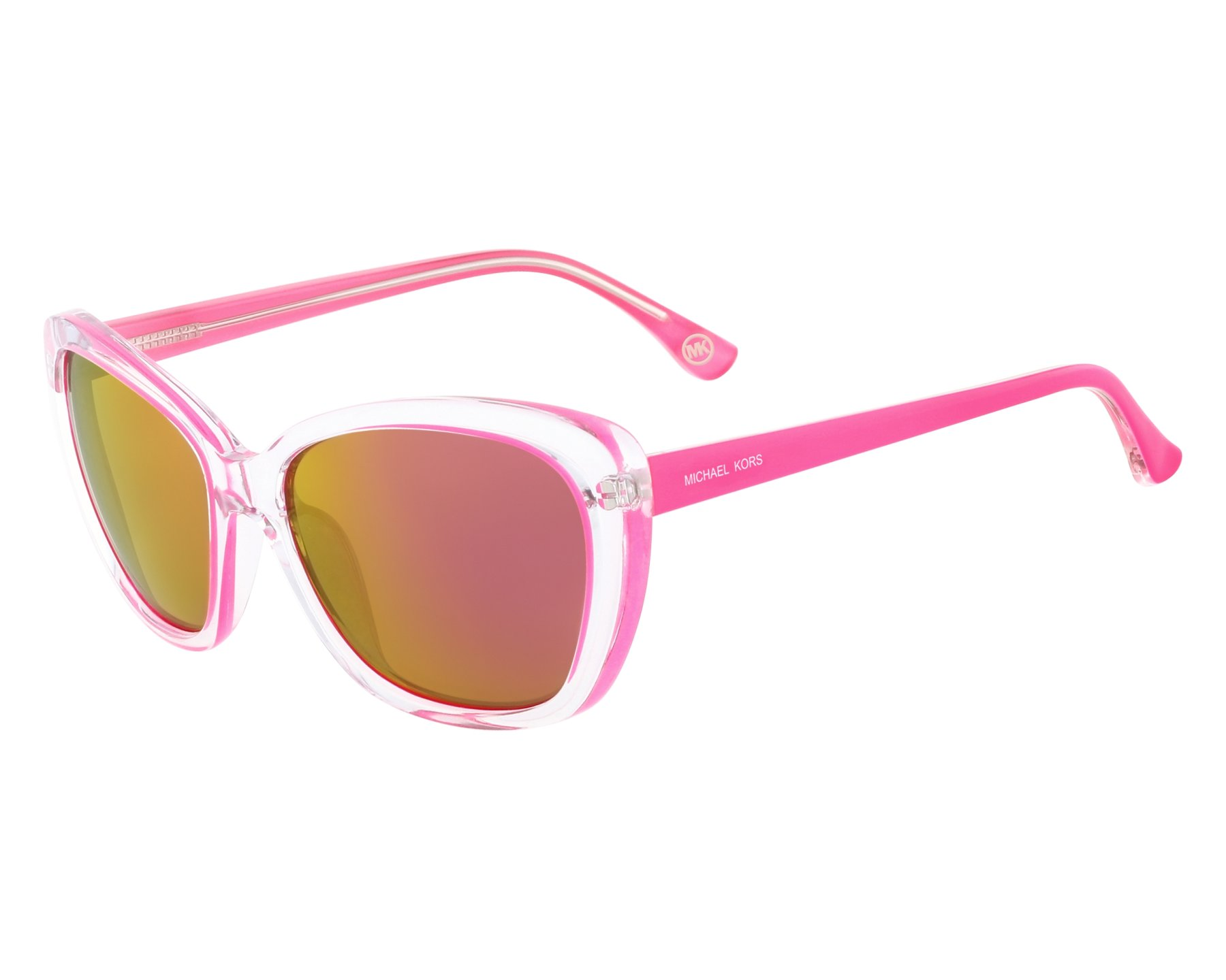 bd38d6a9752c Sunglasses Michael Kors M-2903-S 628 - Crystal Pink front view