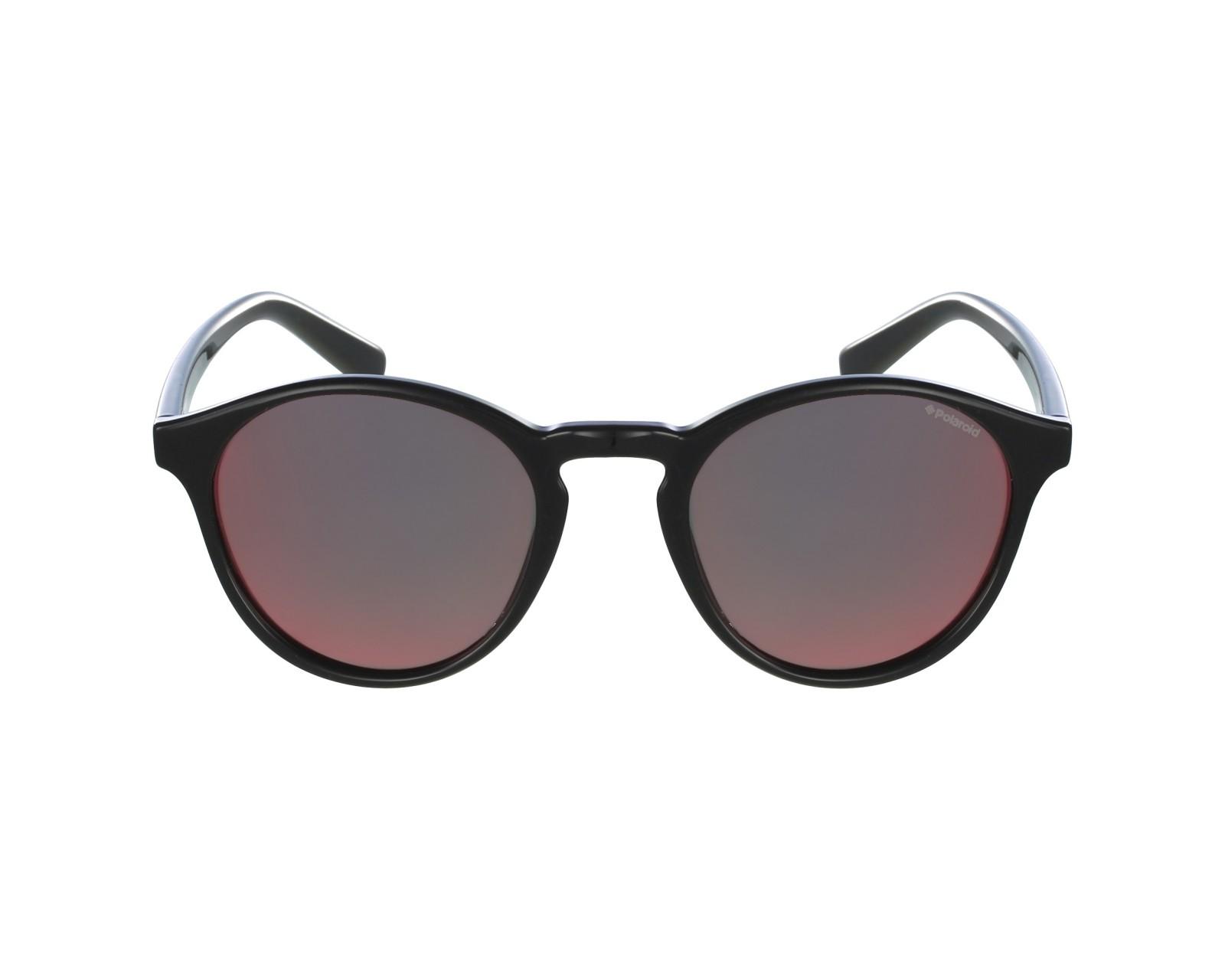 5fe87eea89a thumbnail Sunglasses Polaroid PLD-6013-S D28 - Black profile view