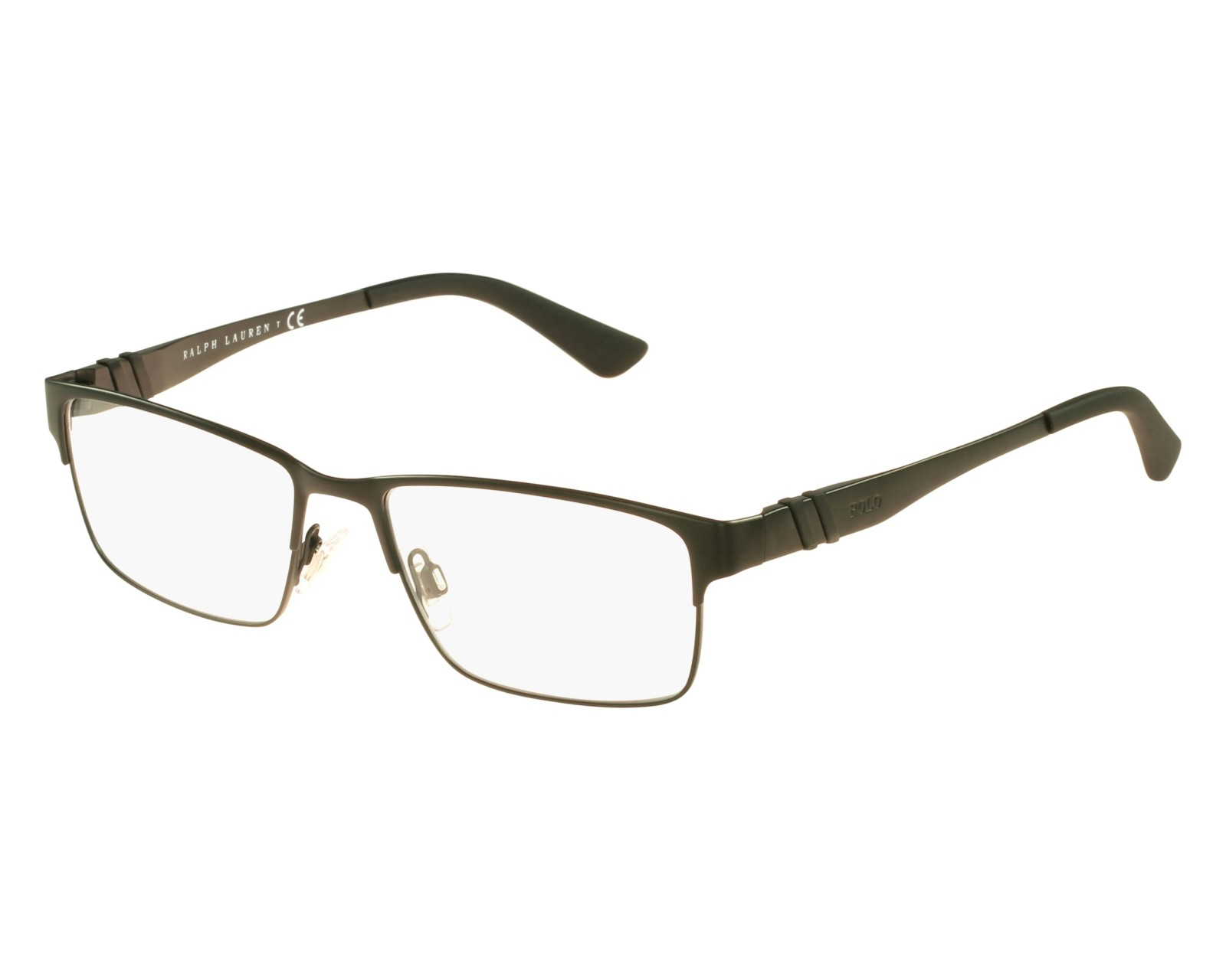 e9450637ed9d eyeglasses Polo Ralph Lauren PH-1147 9038 - Black front view