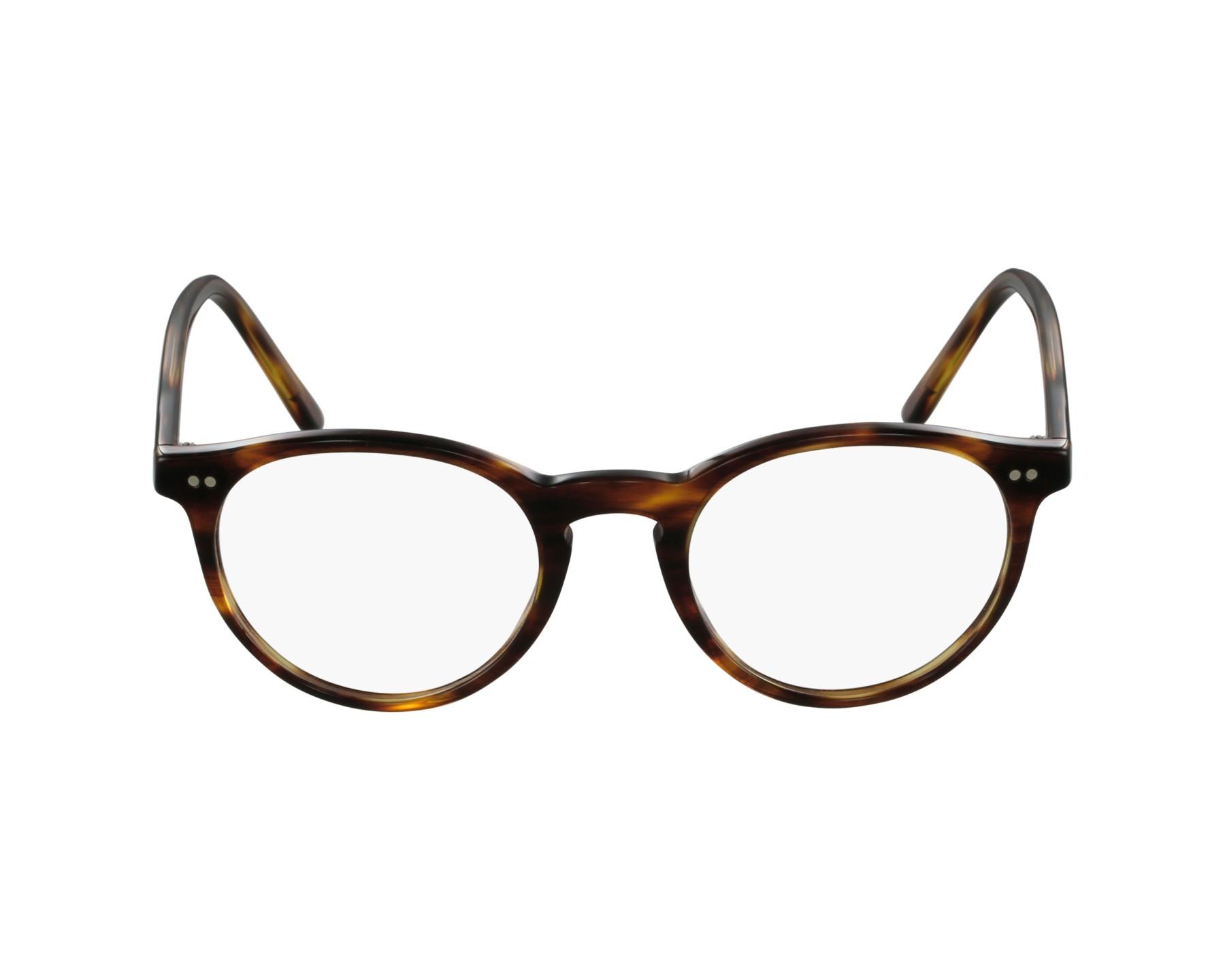 0acb4ad5be9e eyeglasses Polo Ralph Lauren PH-2083 5007 48-20 Havana profile view