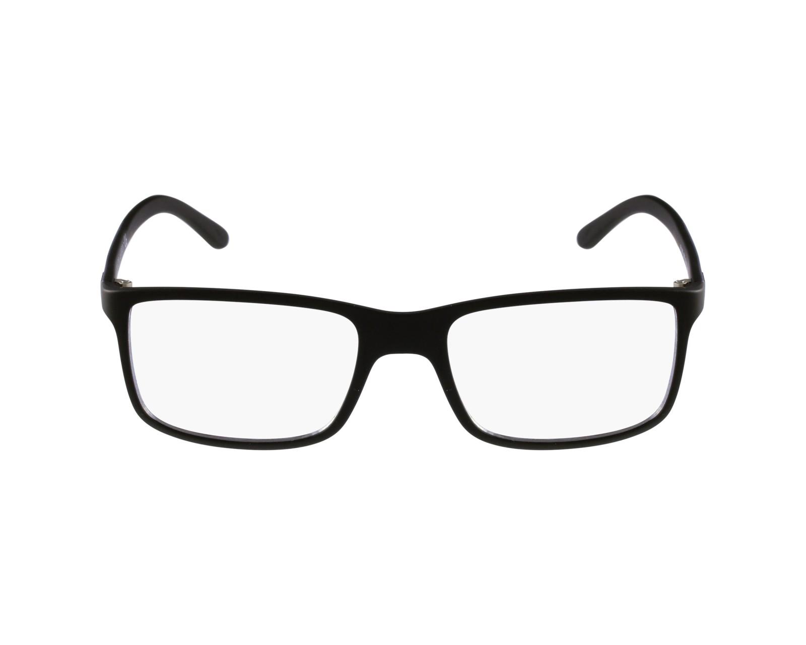 931ed54974 eyeglasses Polo Ralph Lauren PH-2126 5505 - Black profile view
