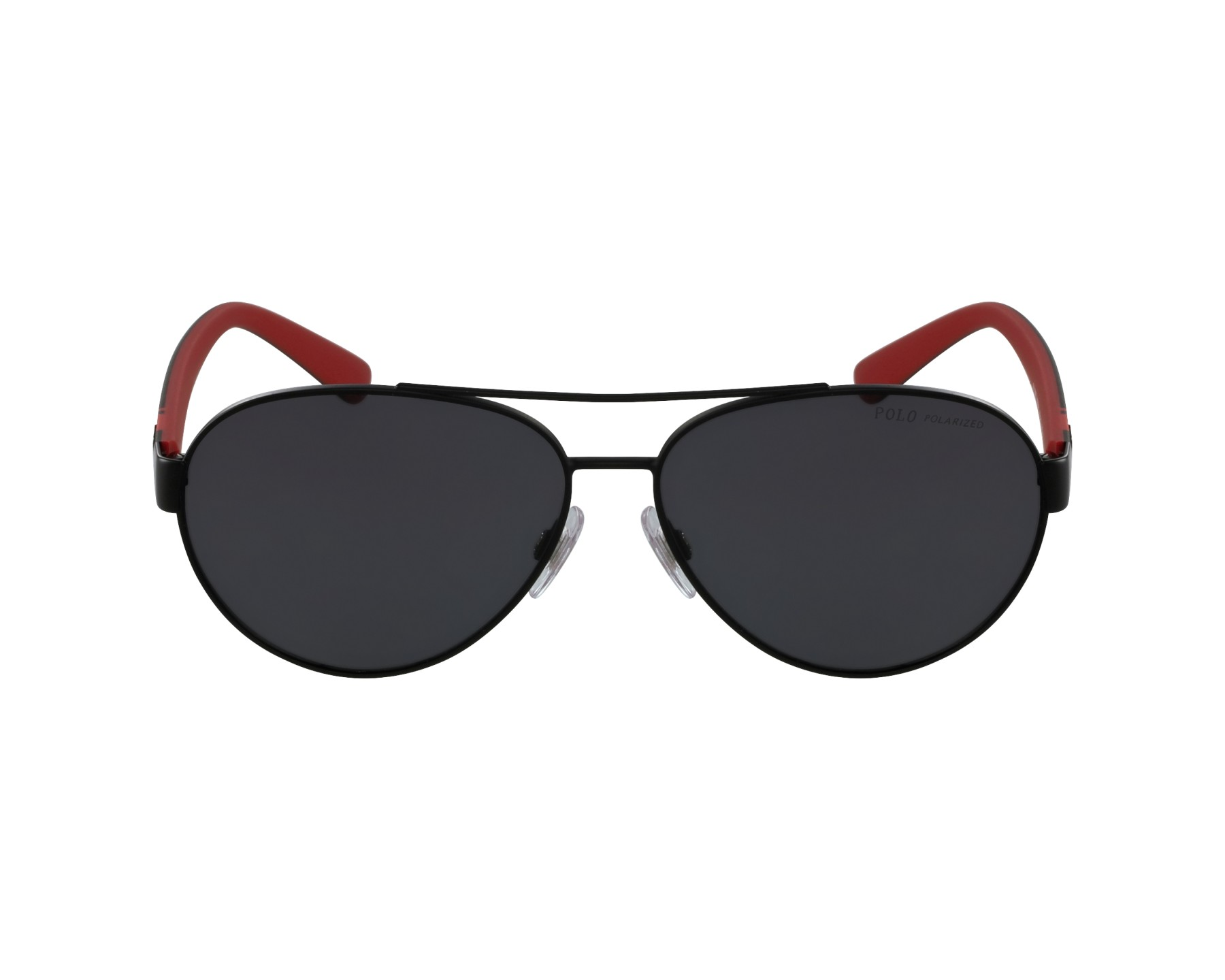 a77b3ee1d34 Sunglasses Polo Ralph Lauren PH-3098 9230 81 - Black profile view