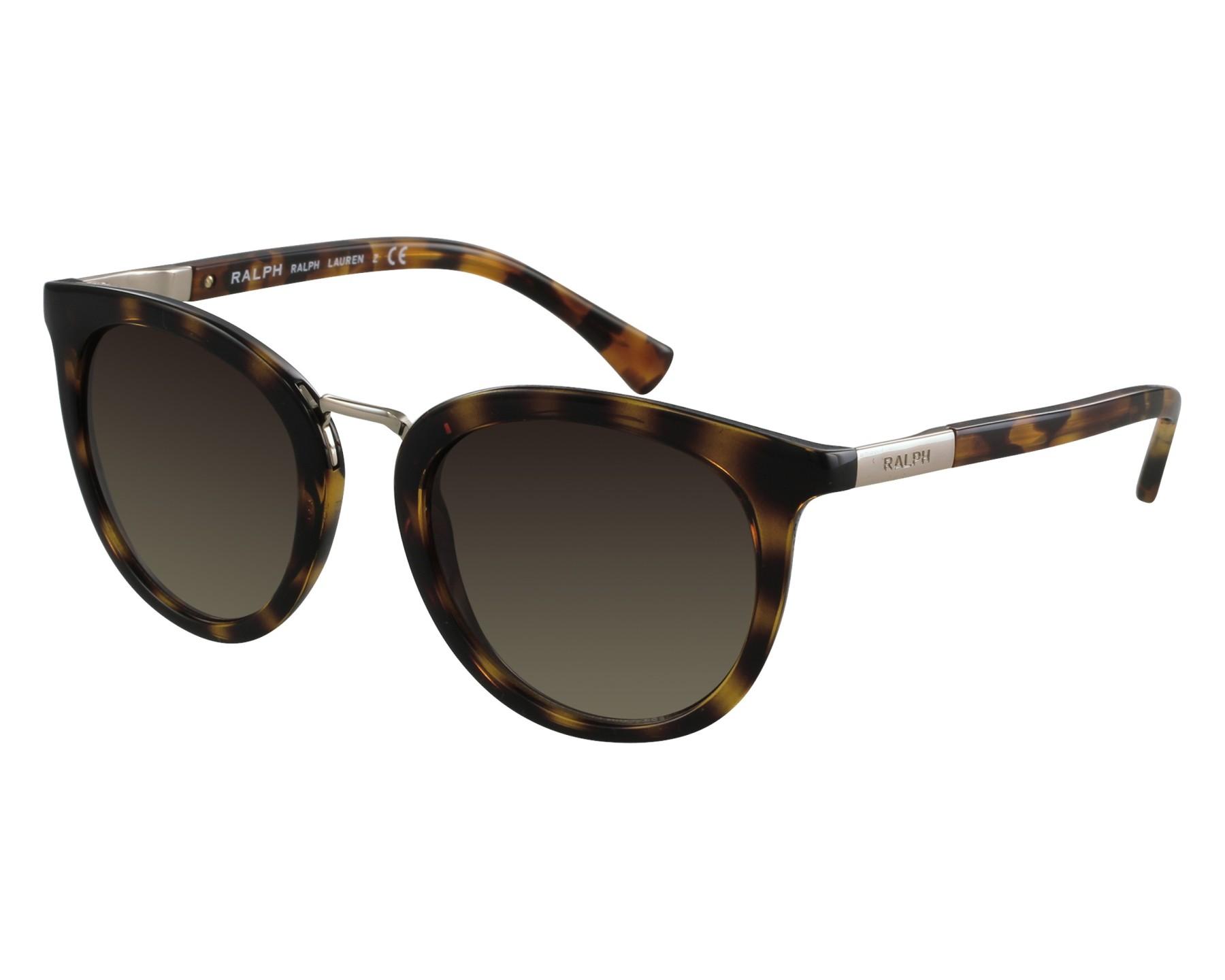 Sunglasses Ralph by Ralph Lauren RA-5207 150613 52-21 Havana front view 840eaca097fe