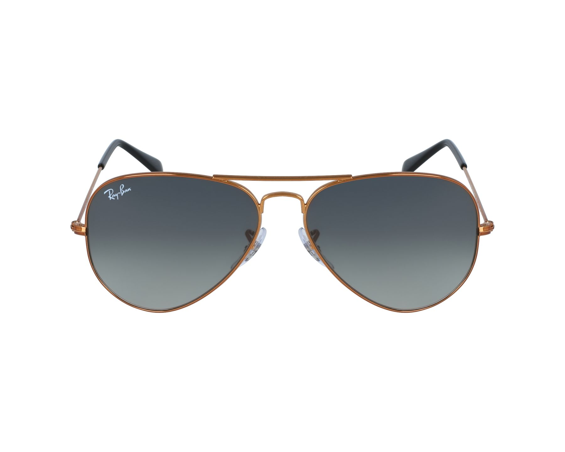 11f67a7a95 Sunglasses Ray-Ban RB-3025 197 71 55-14 Bronze profile view
