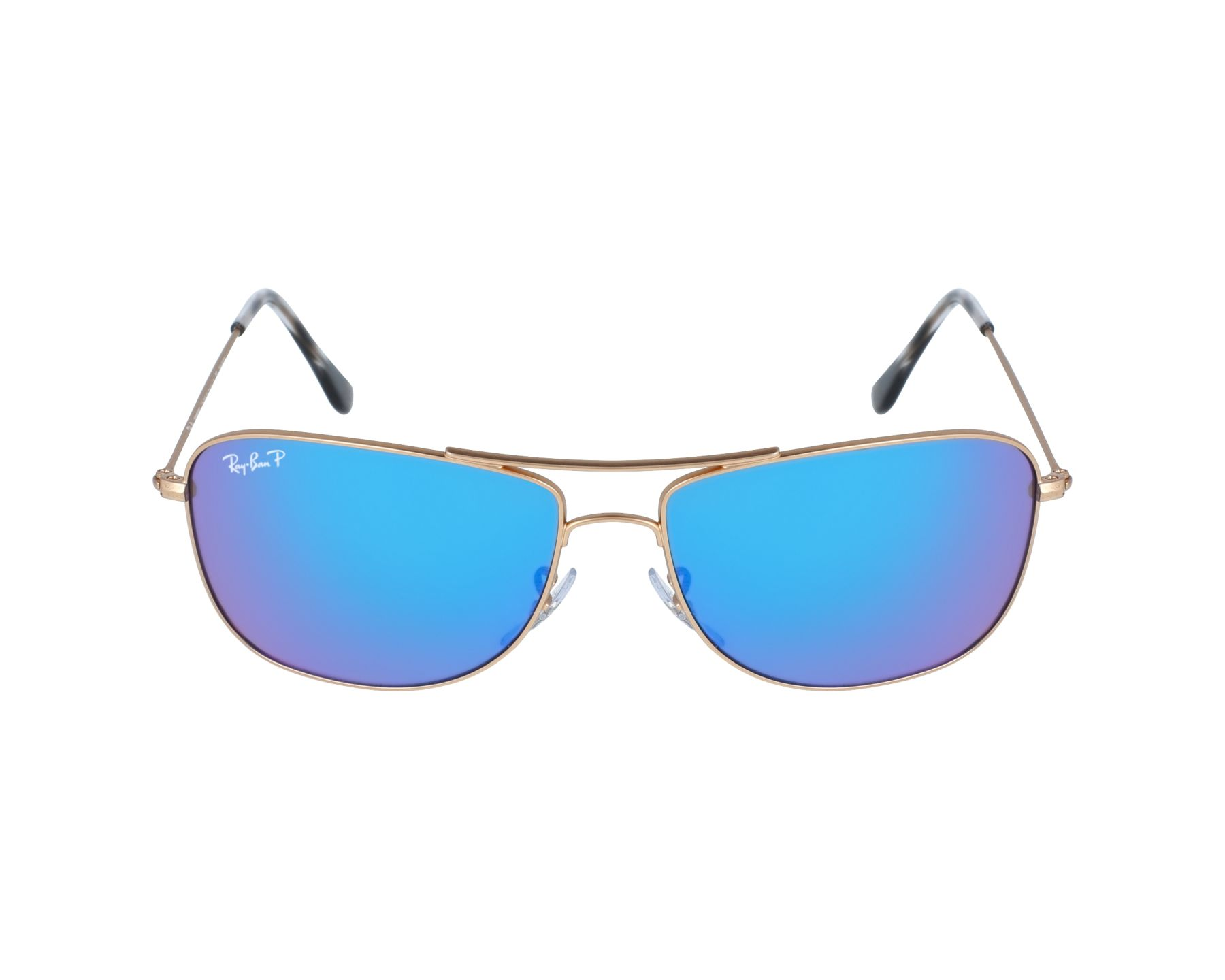 f931c85c44 Sunglasses Ray-Ban RB-3543 112 A1 59-16 Gold profile view