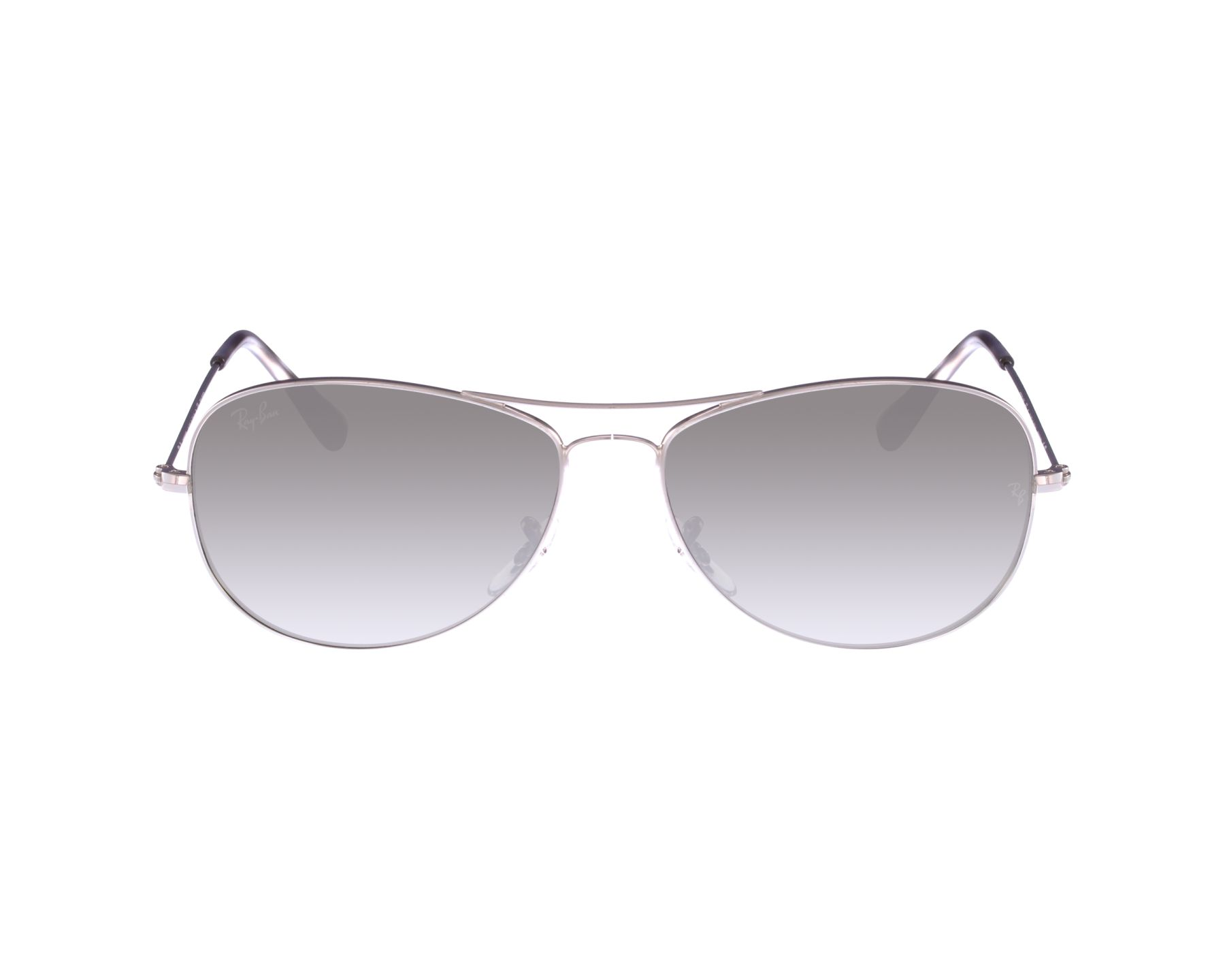 2aca857fd5 thumbnail Sunglasses Ray-Ban RB-3562 003 5J - Silver profile view