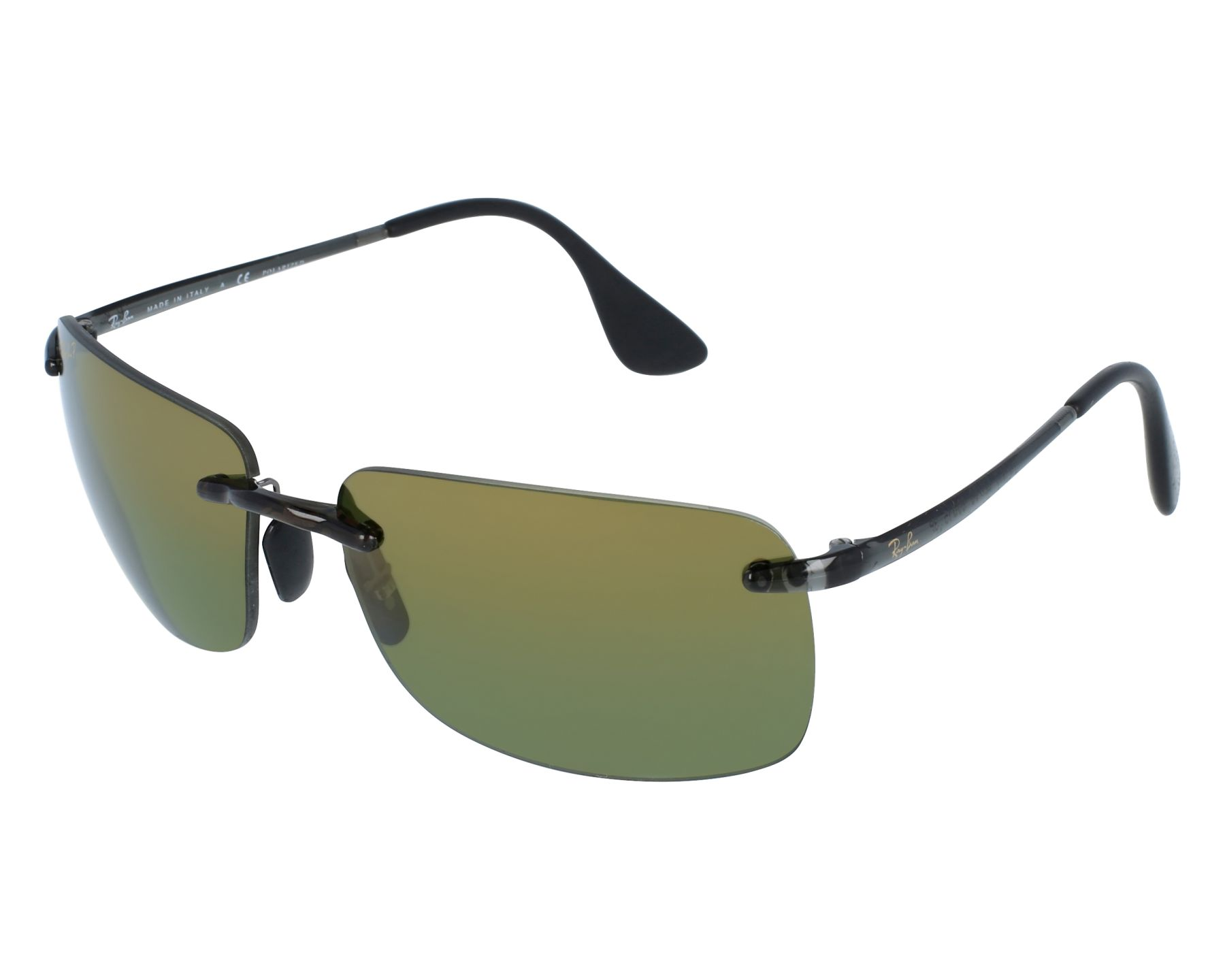 c4da9616002 Sunglasses Ray-Ban RB-4255 621 6O 60-15 Grey front view