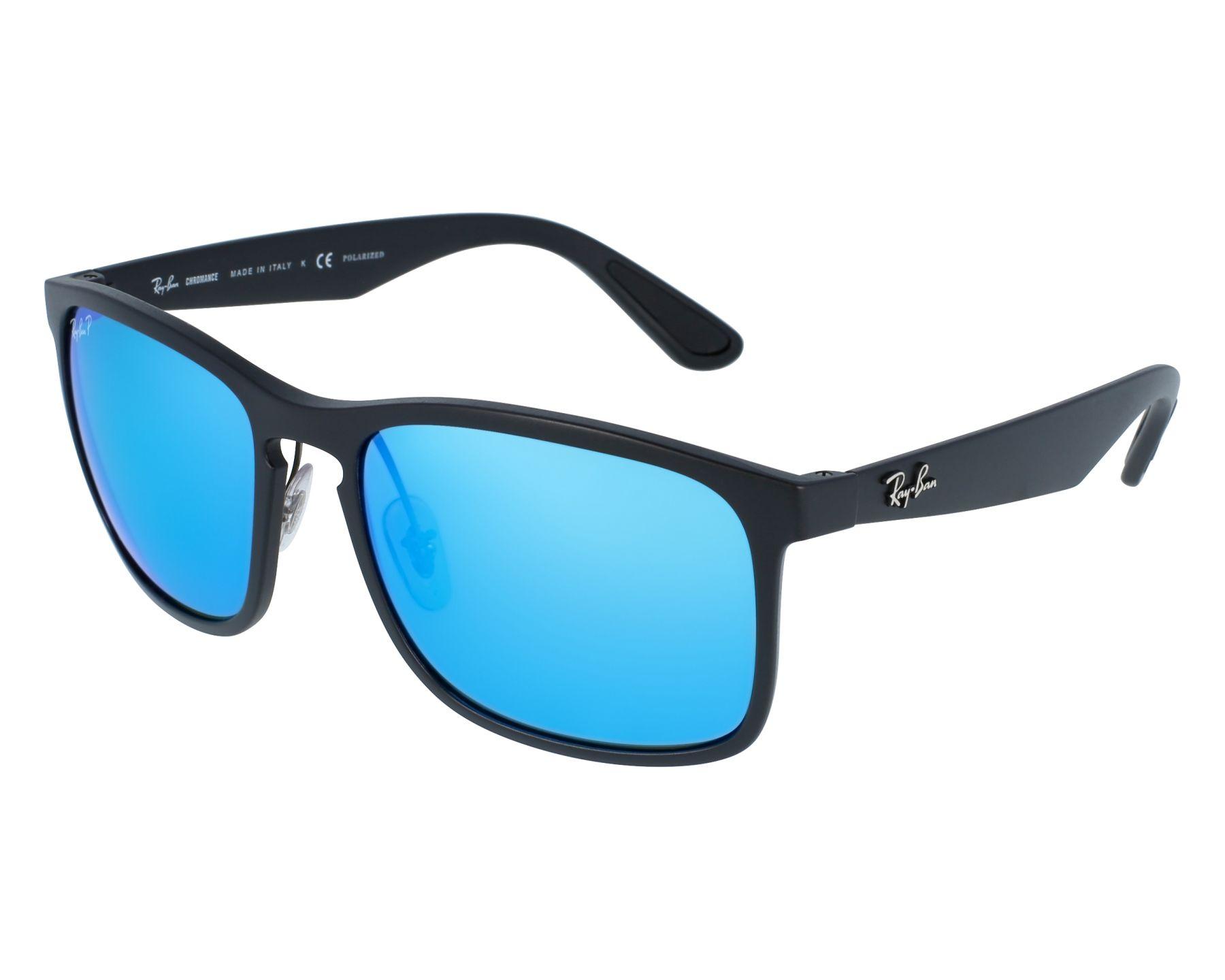 Sunglasses Ray-Ban RB-4264 601SA1 58-18 Black front view