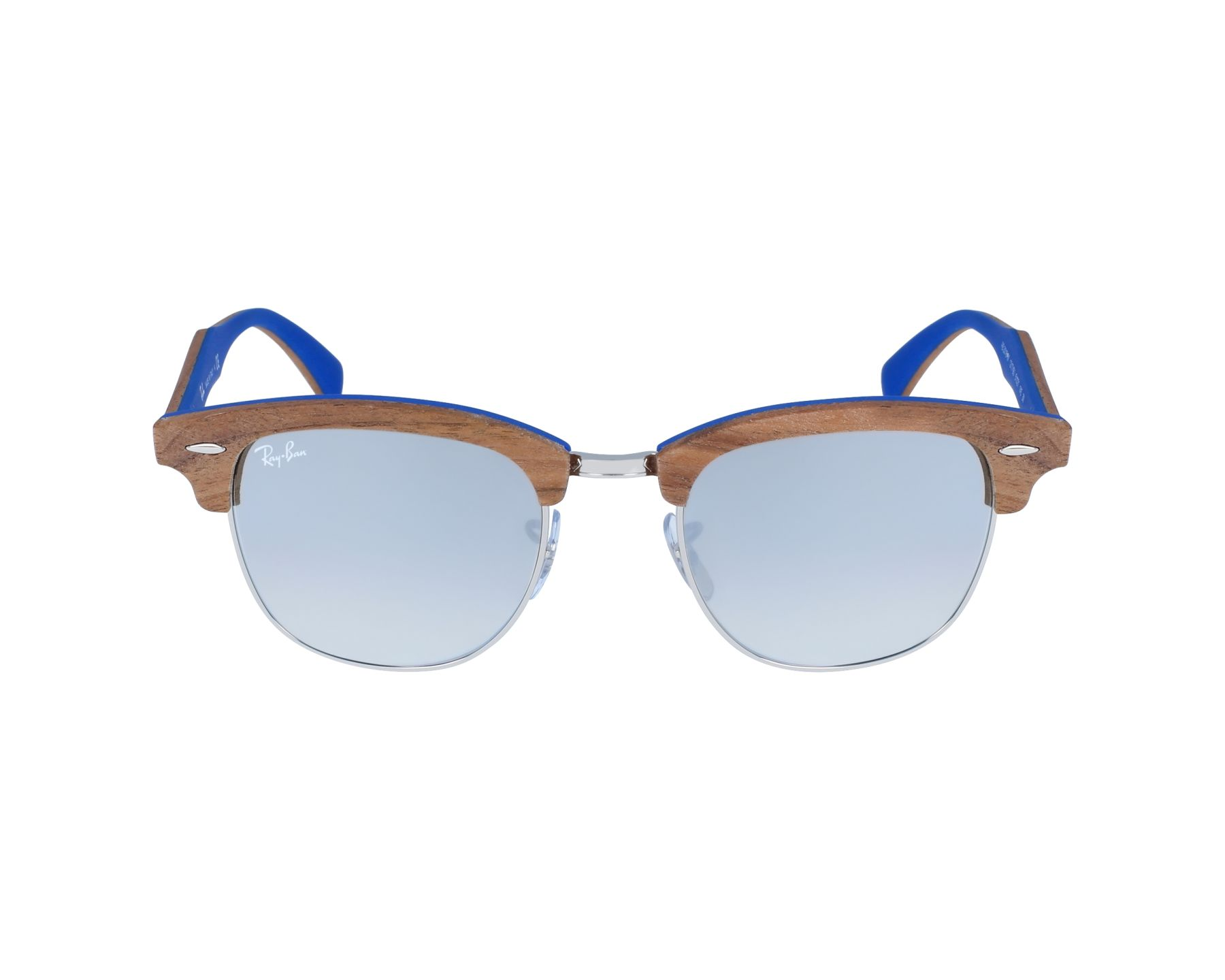 224757b1644a Sunglasses Ray-Ban RB-3016-M 1217 9U - Brown Blue profile