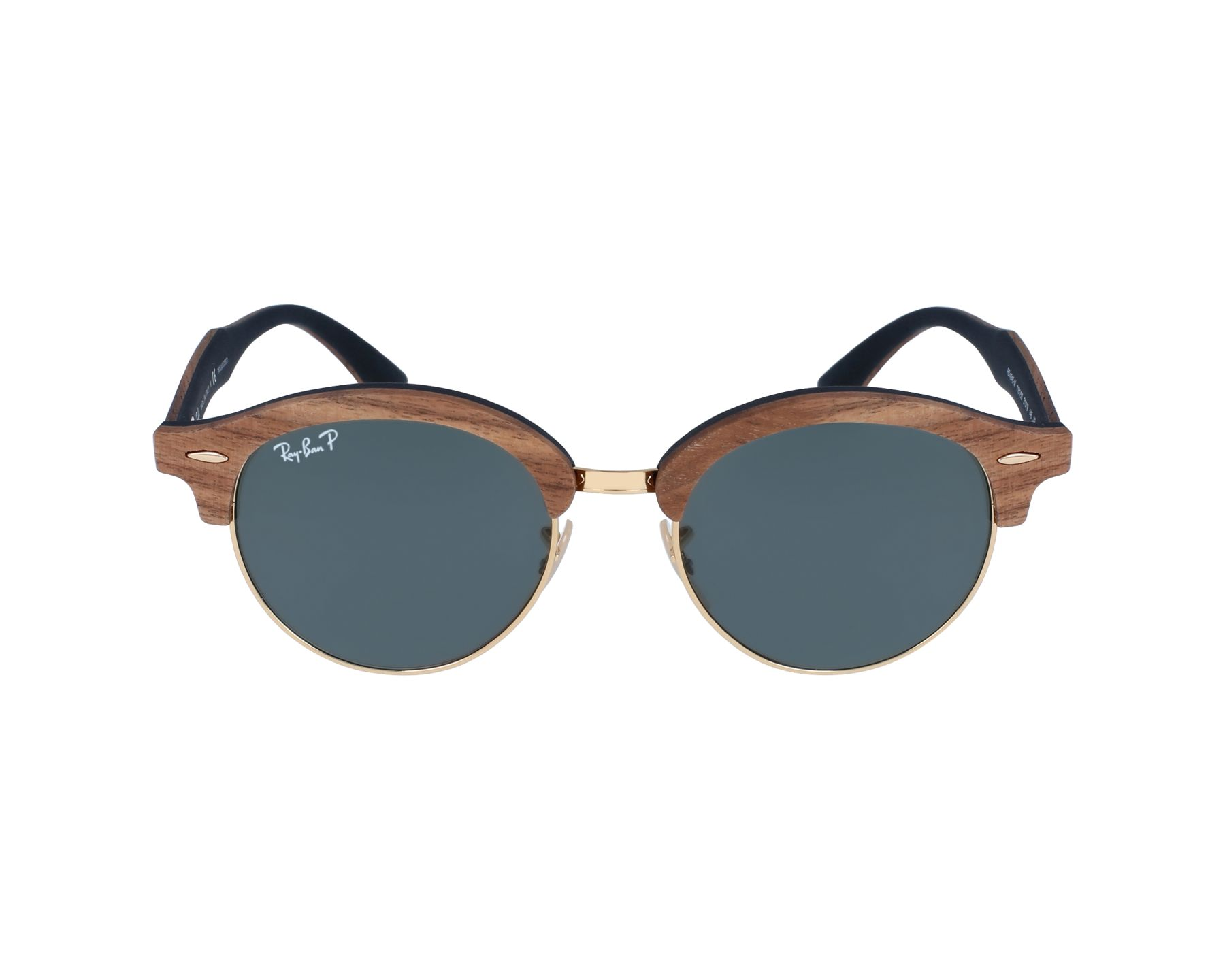 Ray-Ban Sunglasses RB-4246-M 1181/58 Wood with Grey green