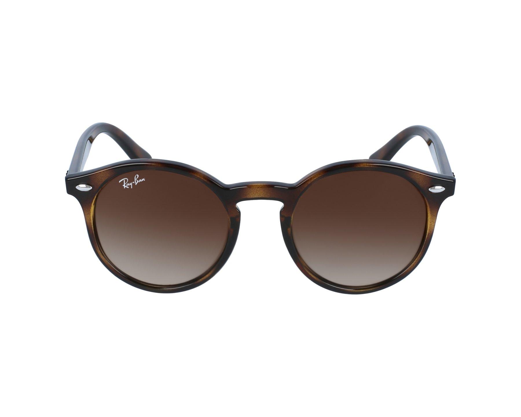 8ccb1e74c72b02 Sunglasses Ray-Ban RJ-9064-S 152 13 - Havana profile view