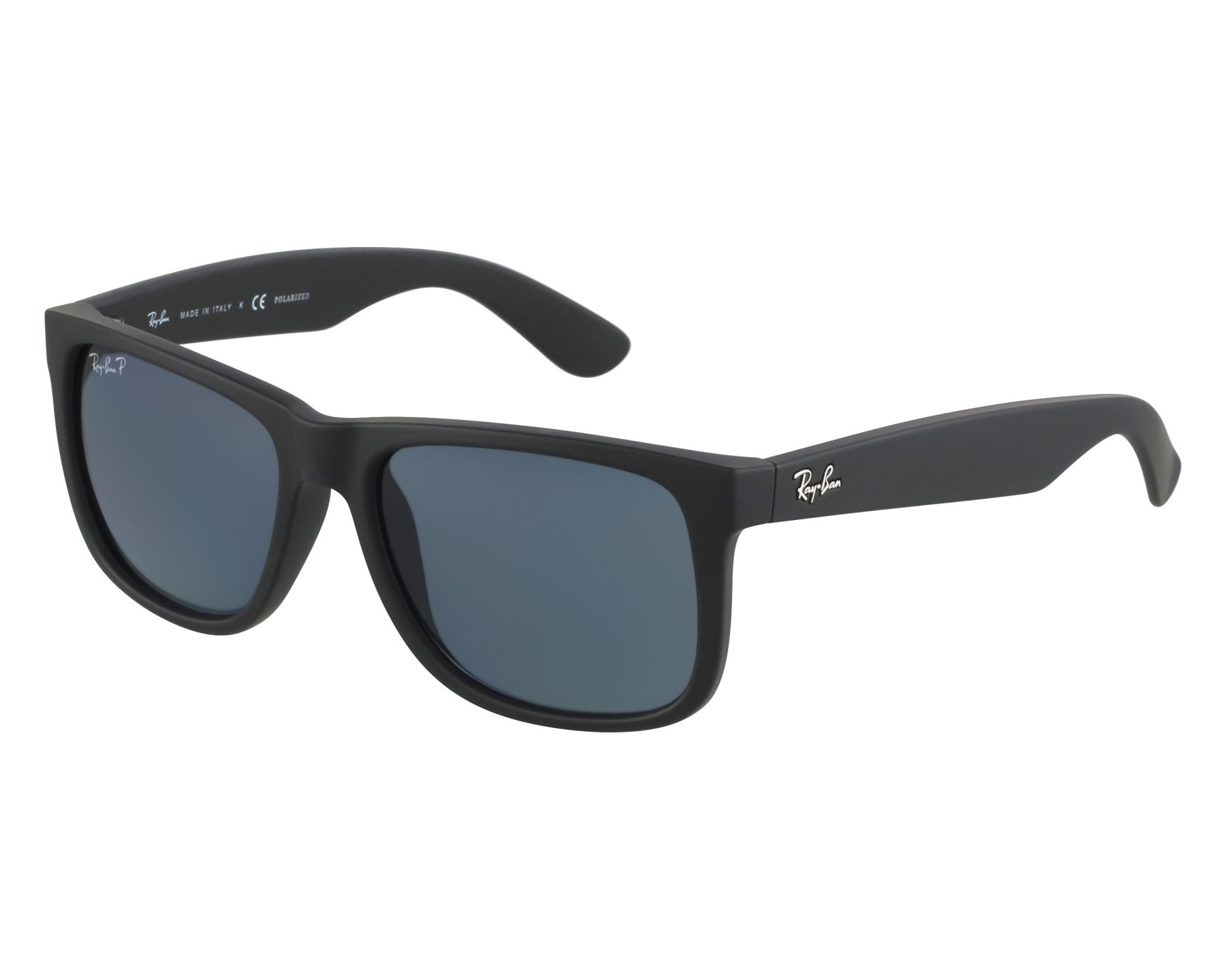 146abde7c16 Sunglasses Ray-Ban RB-4165 622 2V 55-16 Black front view