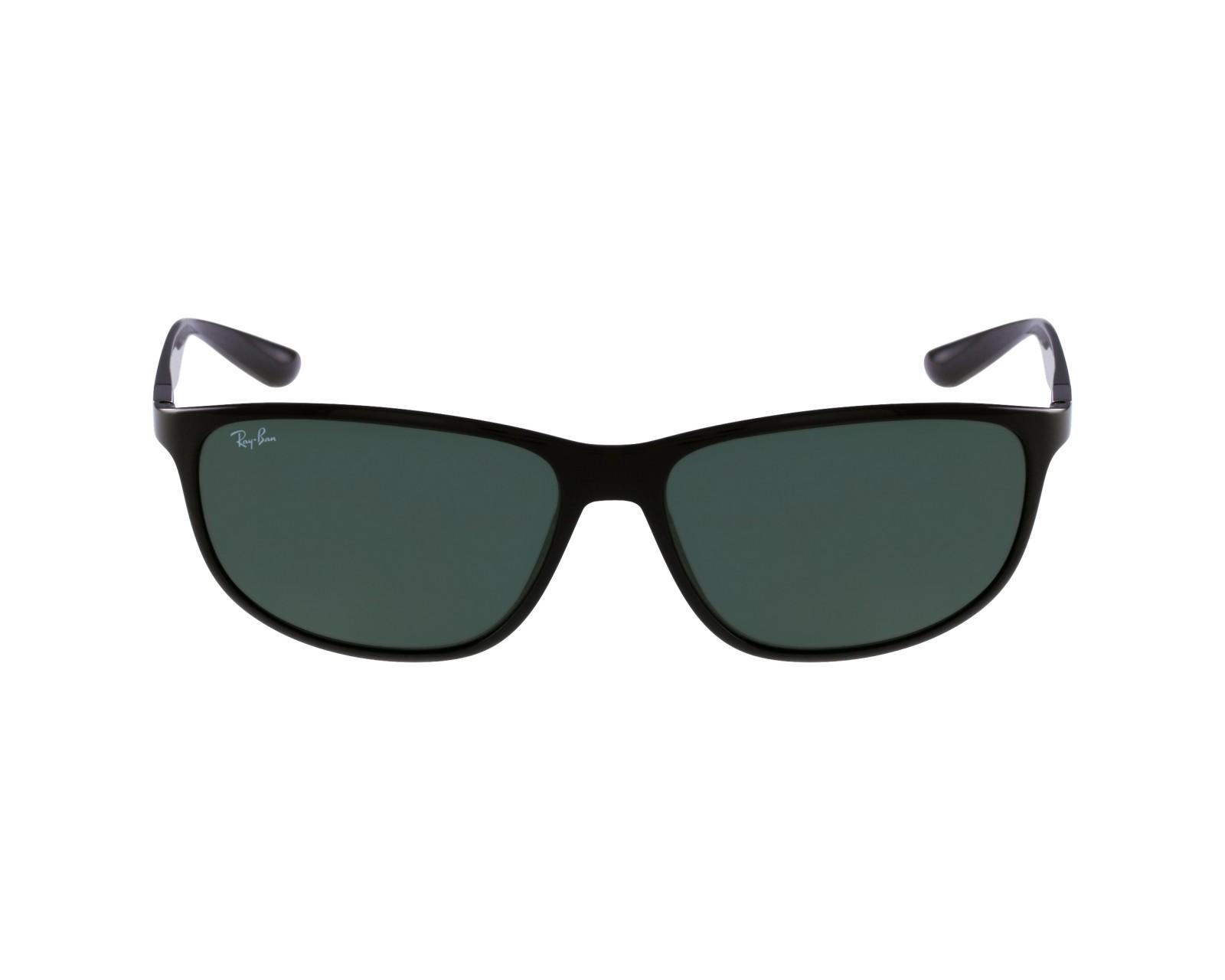 771b9227c03 thumbnail Sunglasses Ray-Ban RB-4213 601 71 - Black profile view
