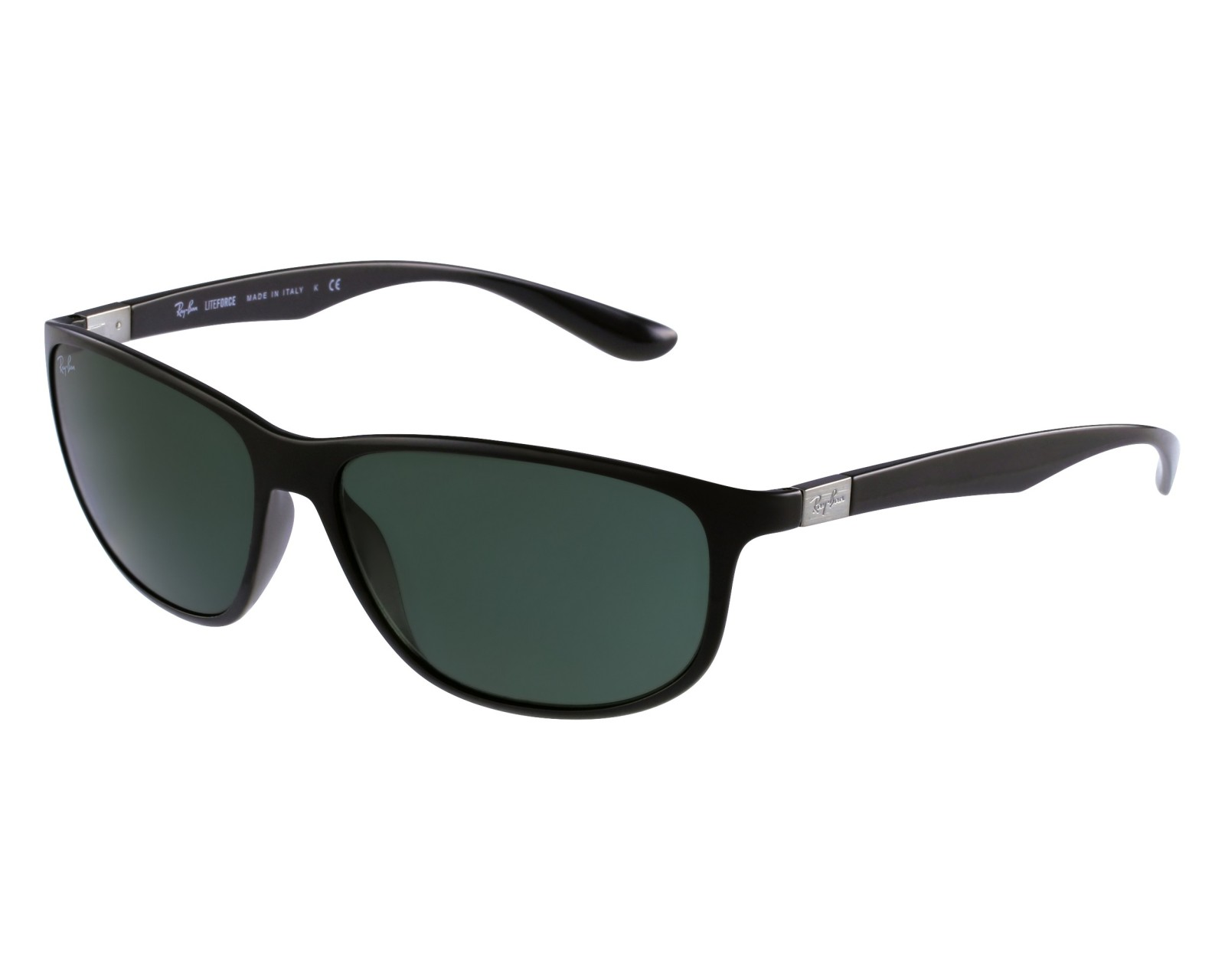 0f166758e6d thumbnail Sunglasses Ray-Ban RB-4213 601 71 - Black front view
