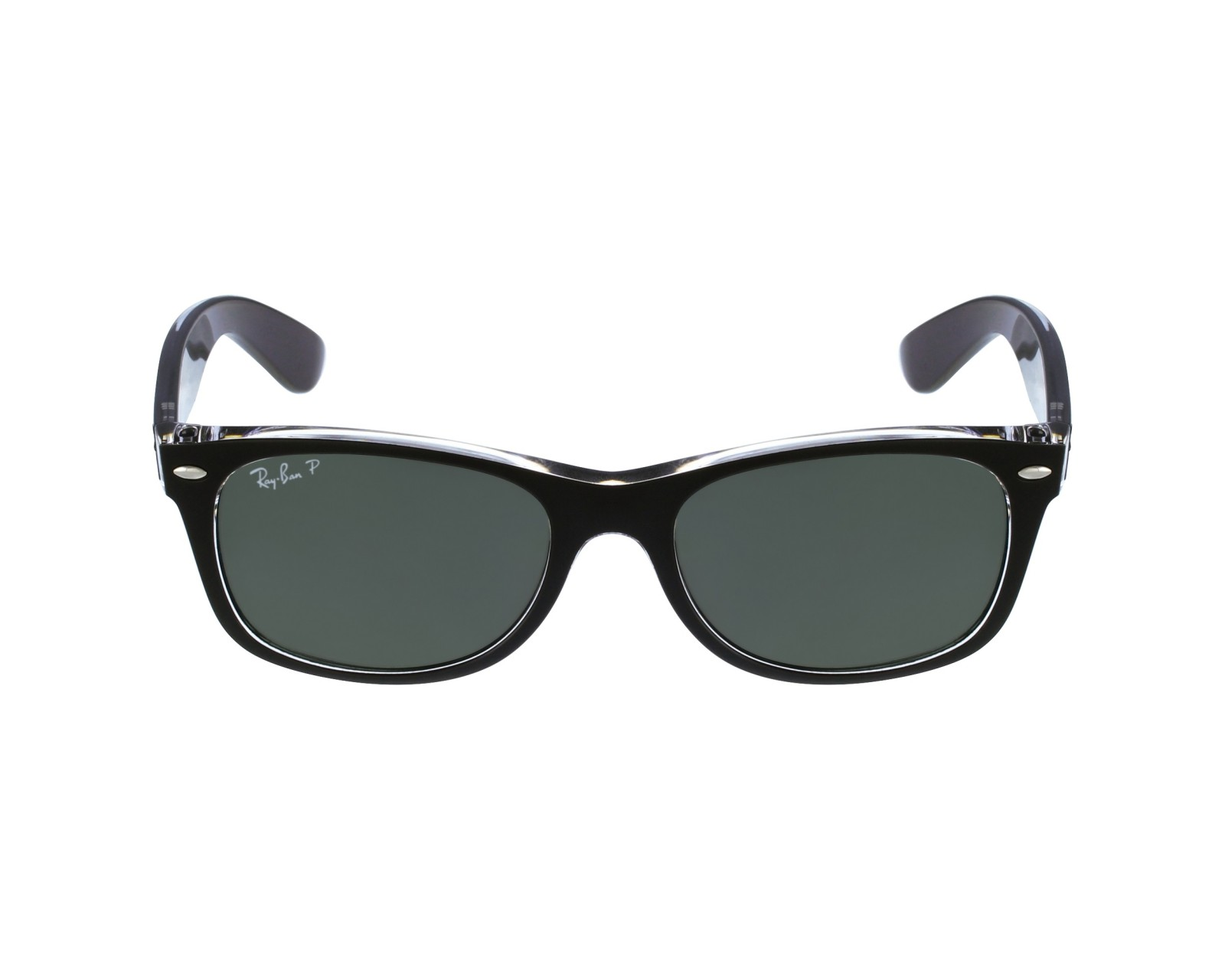 48aa5fe515 Sunglasses Ray-Ban RB-2132 605258 52-18 Black profile view
