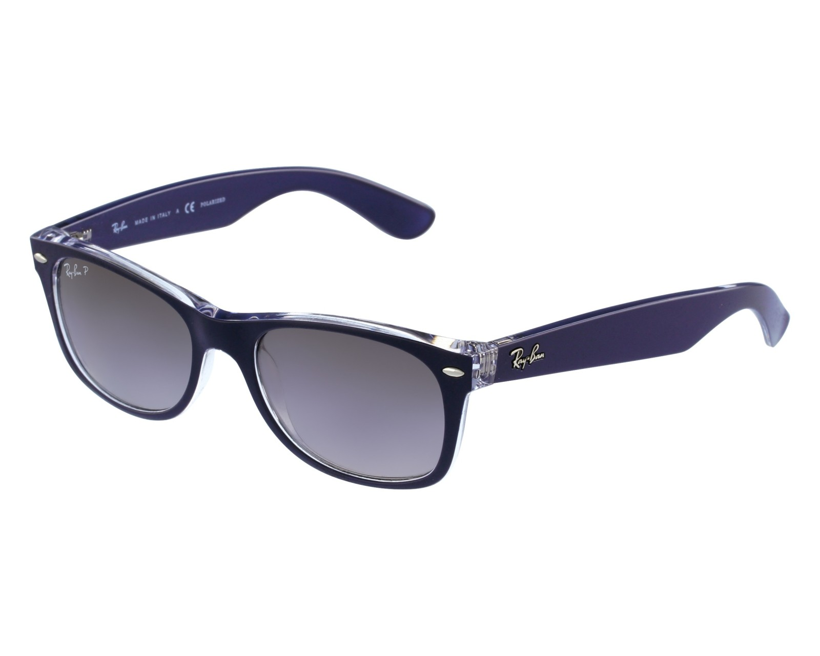 820cbaf1885a1 Sunglasses Ray-Ban RB-2132 6053M3 52-18 Blue front view