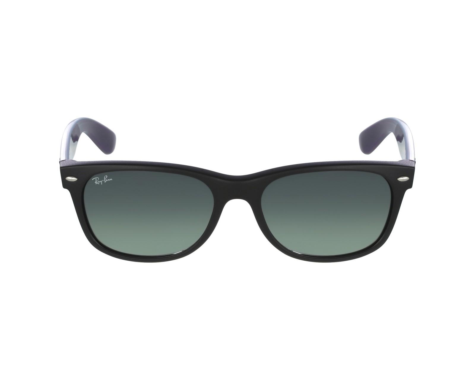 a6c75b1a8a Sunglasses Ray-Ban RB-2132 6183 71 52-18 Black Blue profile