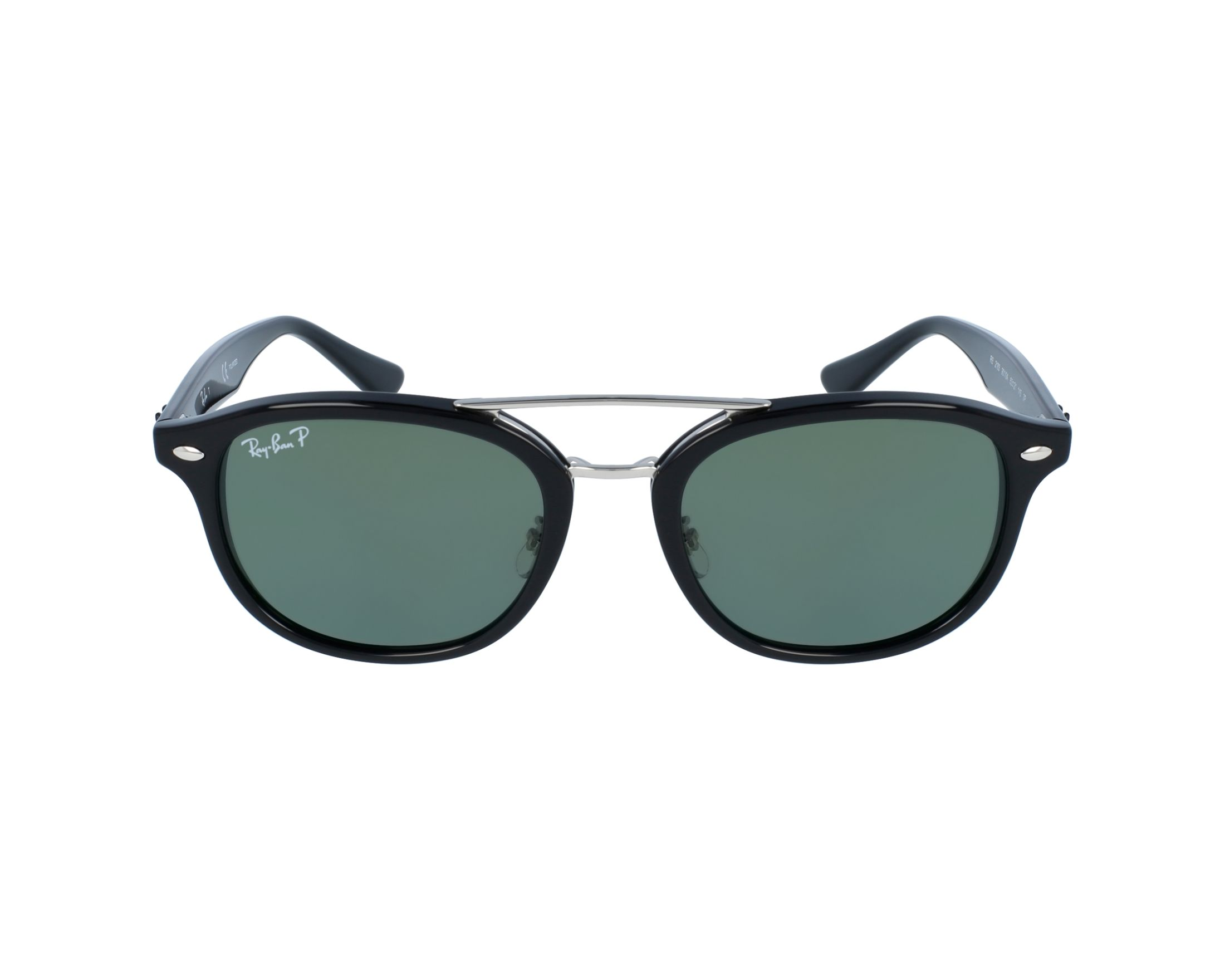 53b1193928 Sunglasses Ray-Ban RB-2183 901 9A 53-21 Black Silver profile