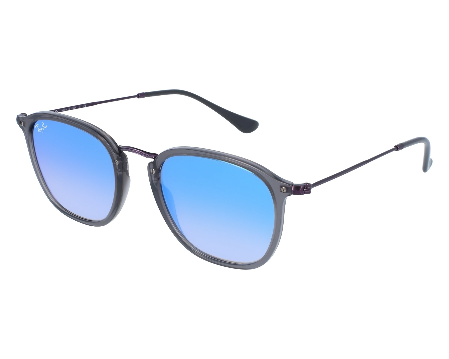 5361bbaa79 Sunglasses Ray-Ban RB-2448-N 6255 4O 51-21 Grey
