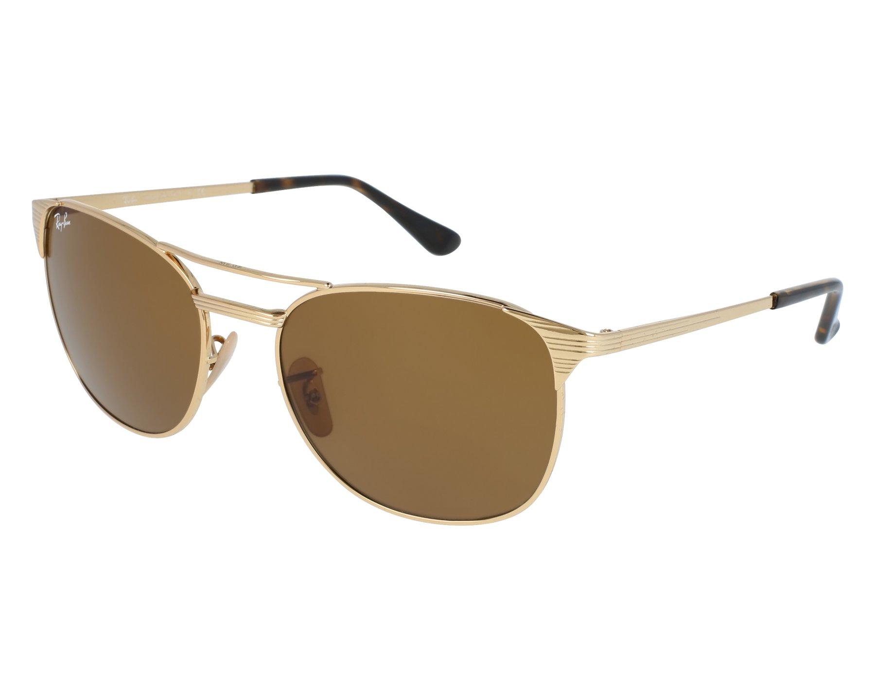 c7f9c35f03b Sunglasses Ray-Ban RB-3429-M 001 33 58-19 Gold