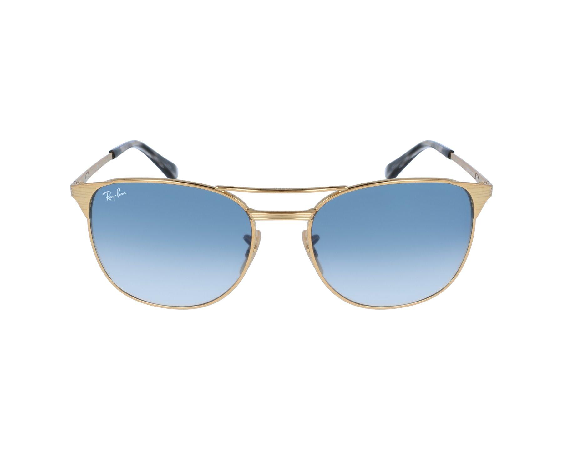 351fa2c56c8 Sunglasses Ray-Ban RB-3429-M 001 3F 58-19 Gold