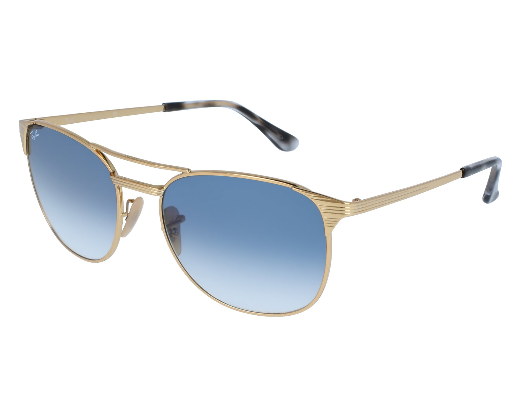 5a81a4cce88 Sunglasses Ray-Ban RB-3429-M 001 3F 58-19 Gold