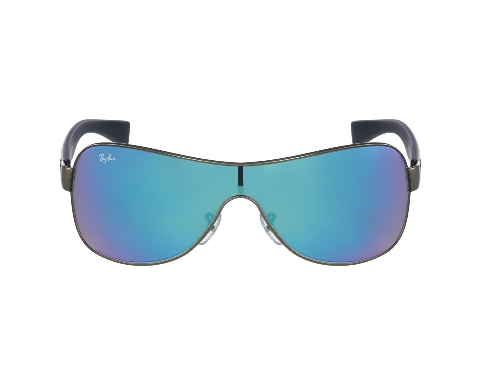 31d9c34cdf thumbnail Sunglasses Ray-Ban RB-3471 029 55 - Gun Blue profile view