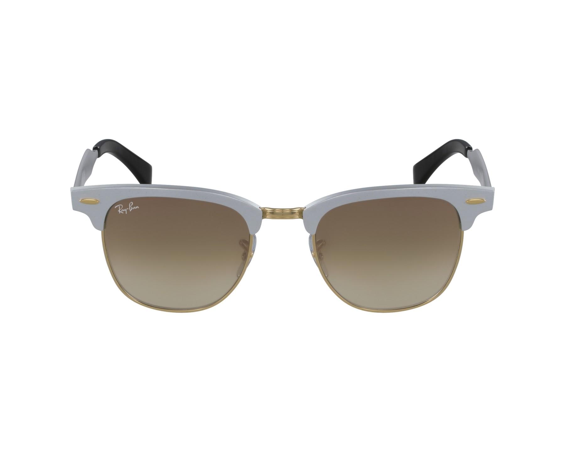 ae65a3c55c0bf ... discount code for sunglasses ray ban rb 3507 137 7o 49 21 silver gold  profile 10da3 ...