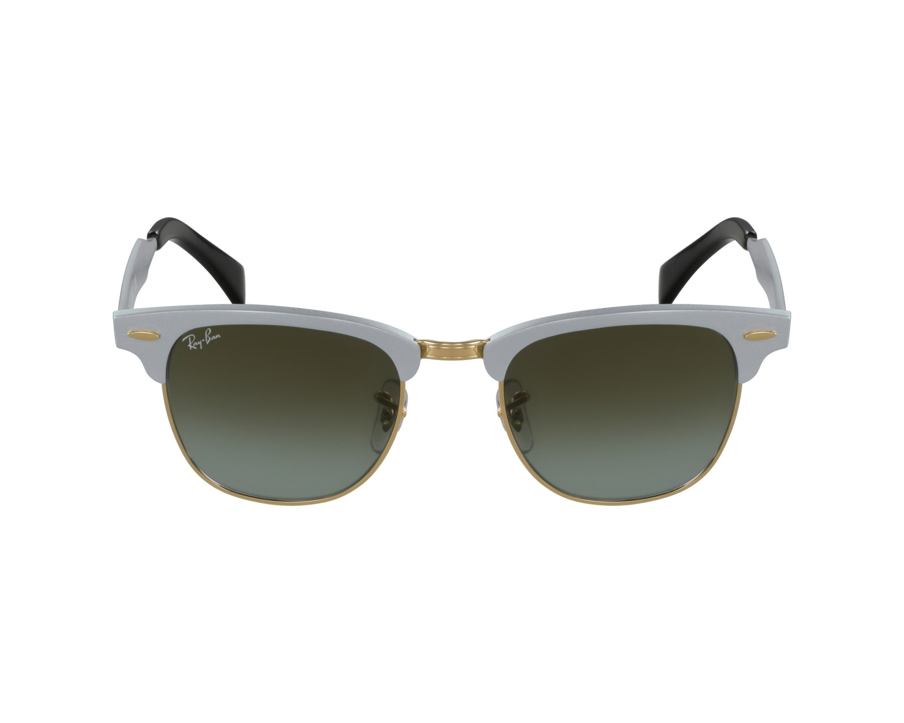 a8aa7ffd6365b Sunglasses Ray-Ban RB-3507 137 9J 49-21 Silver Gold profile