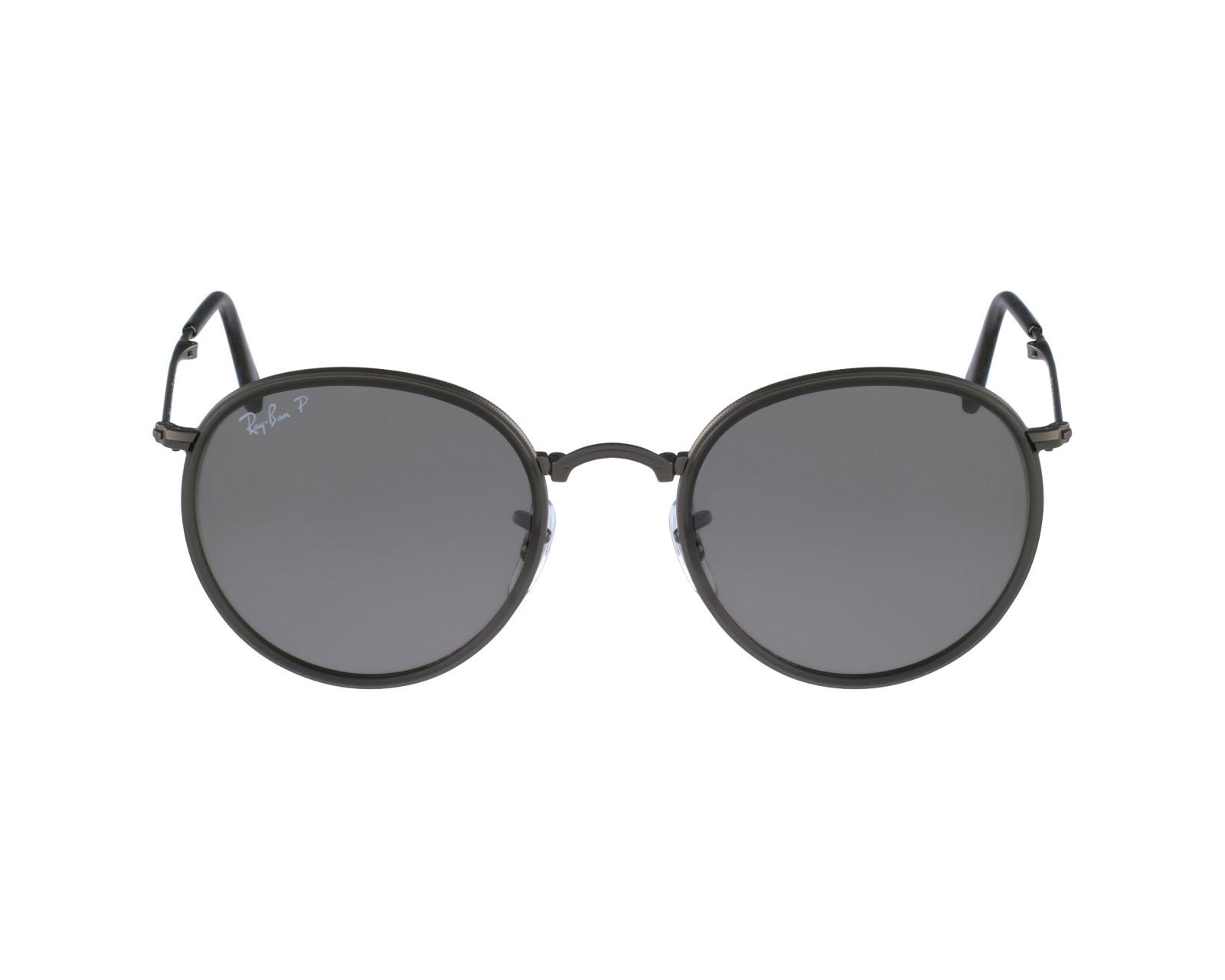 Ray-Ban Sunglasses RB-3517 029/N8 Gun with Black