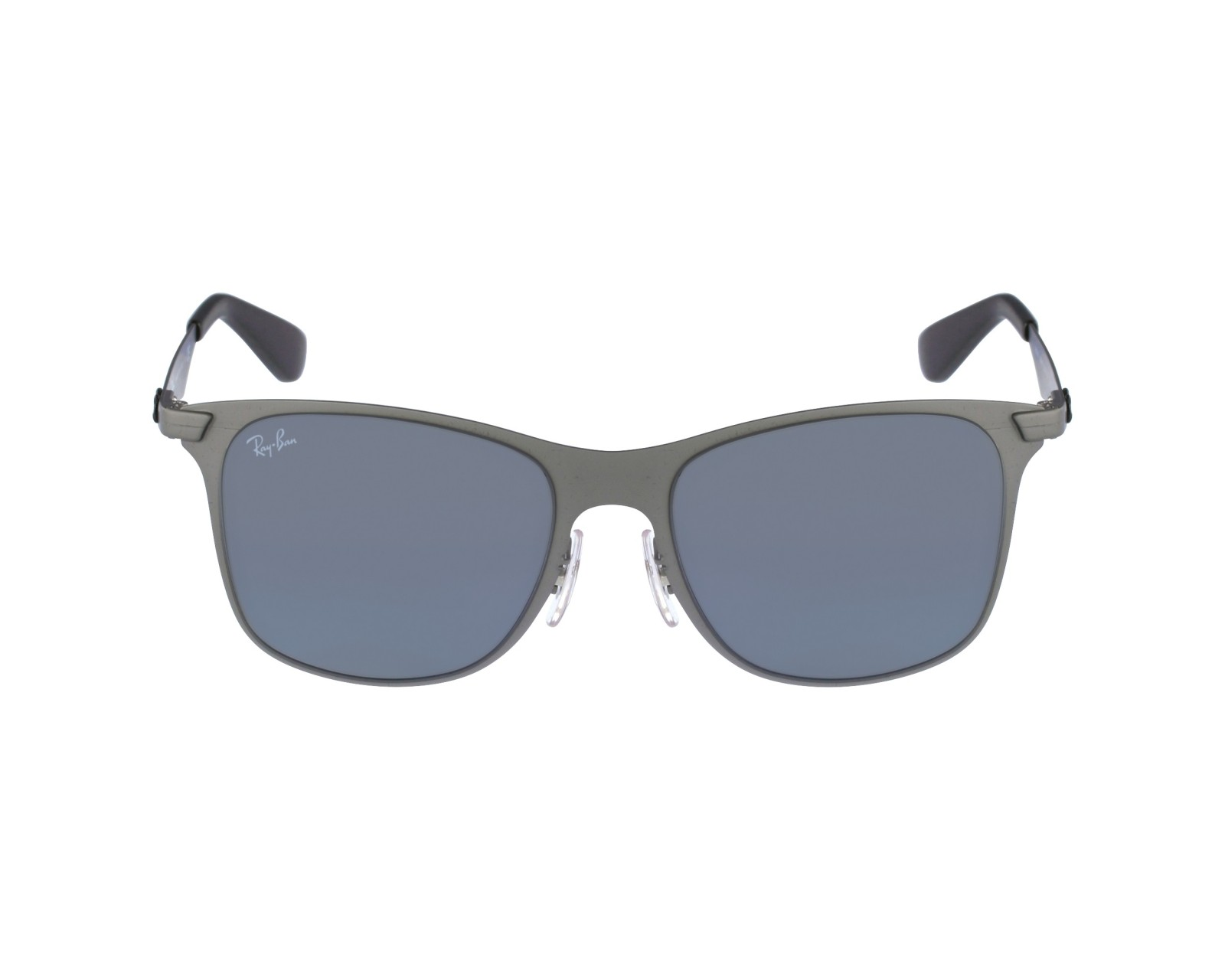 91c0eba7c56 thumbnail Sunglasses Ray-Ban RB-3521 029 88 - Grey profile view