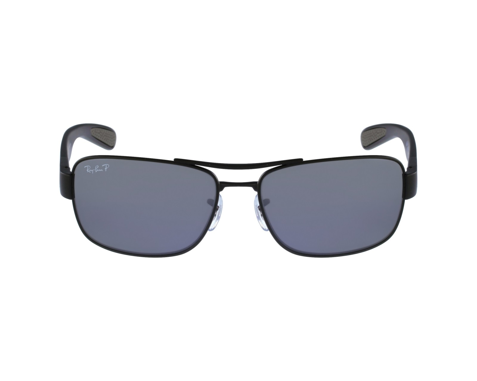 87263bc9ab7 thumbnail Sunglasses Ray-Ban RB-3522 006 82 - Black profile view