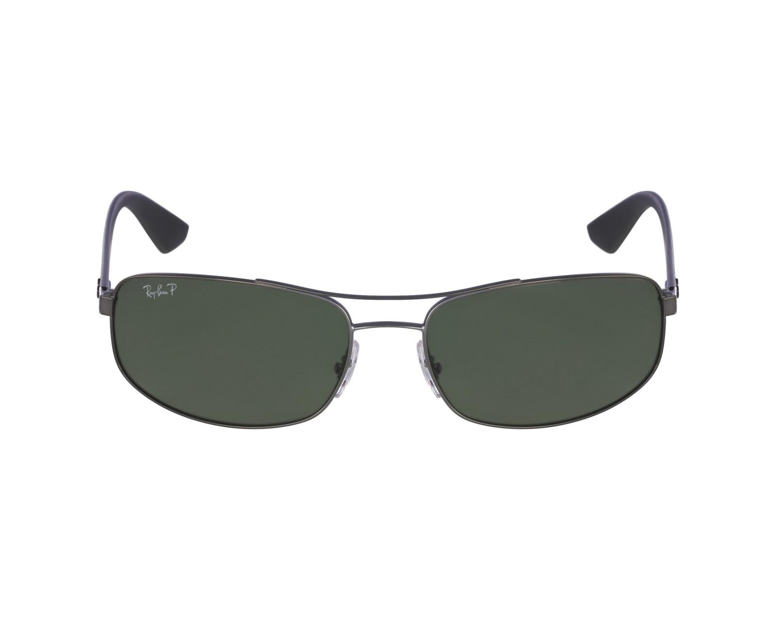 7ddad7834b thumbnail Sunglasses Ray-Ban RB-3527 029 9A - Gun Black profile view