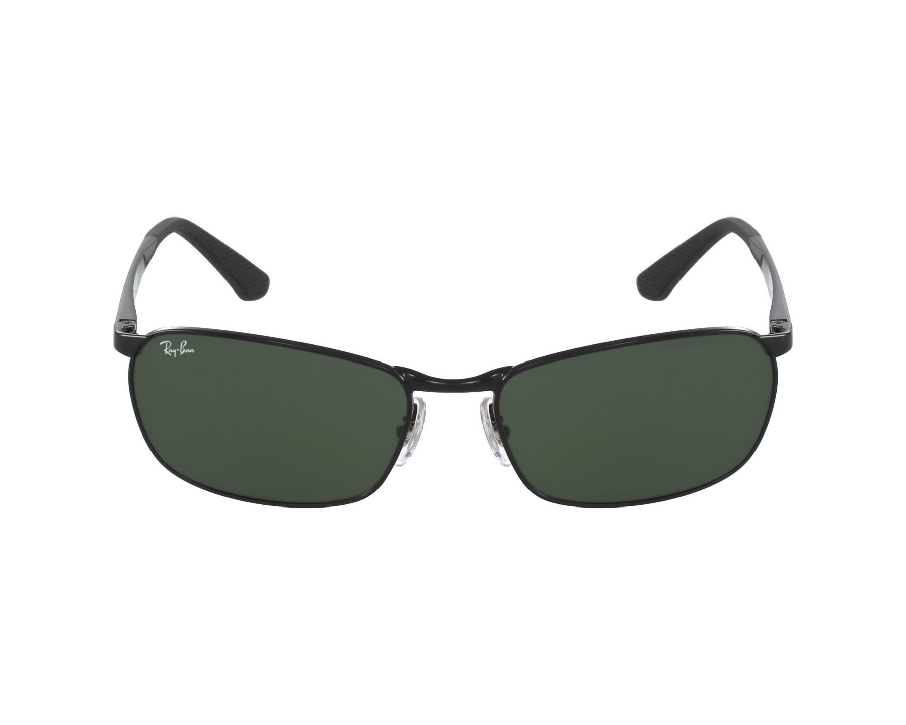 fdd9f159e2 Sunglasses Ray-Ban RB-3534 002 - Black profile view