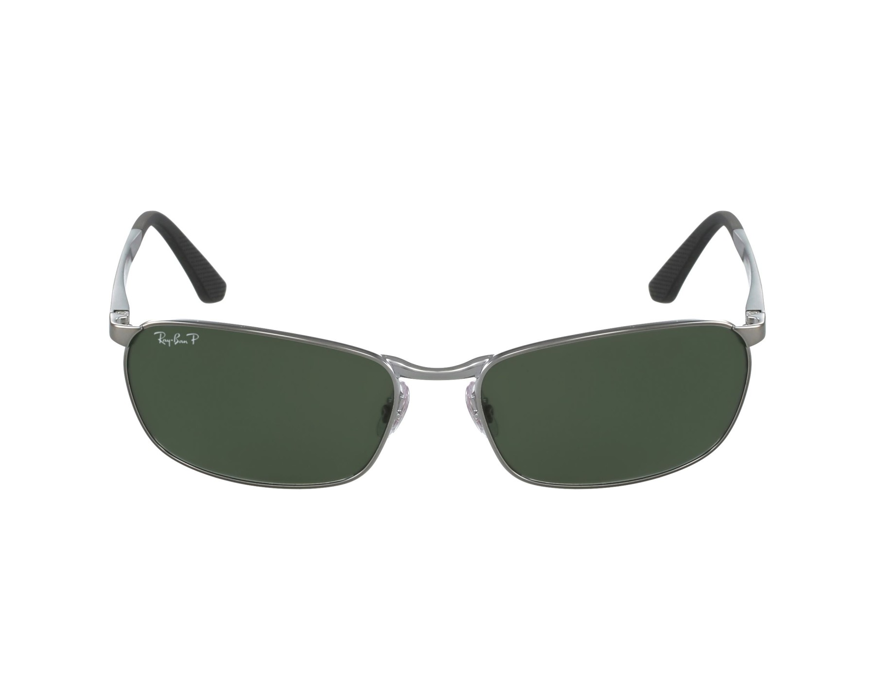 77f8c960f16 Sunglasses Ray-Ban RB-3534 004 58 59-17 Silver profile view