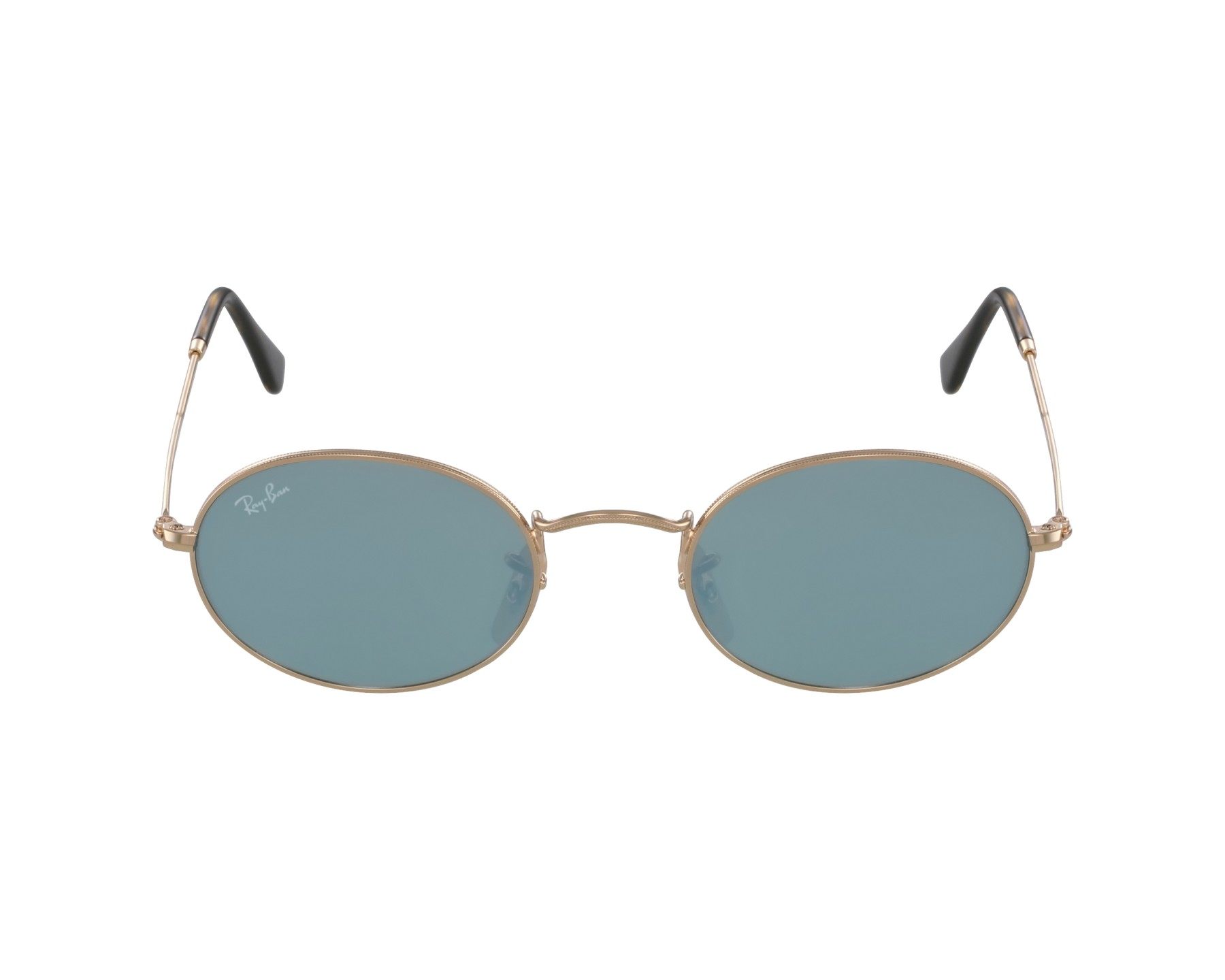 603f98a75b Sunglasses Ray-Ban RB-3547-N 001 30 - Gold profile view