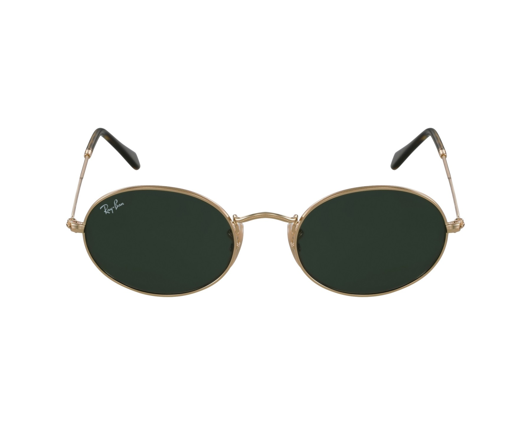 a191c1000a7ec7 Sunglasses Ray-Ban RB-3547-N 001 48-21 Gold profile view