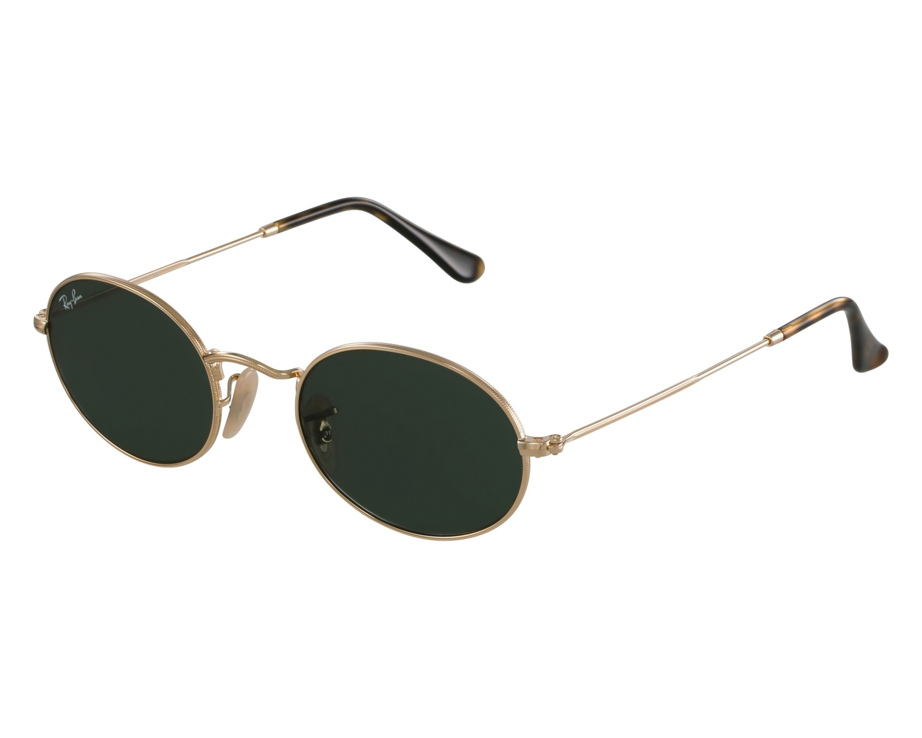 5d42fd058a6 Sunglasses Ray-Ban RB-3547-N 001 48-21 Gold front view