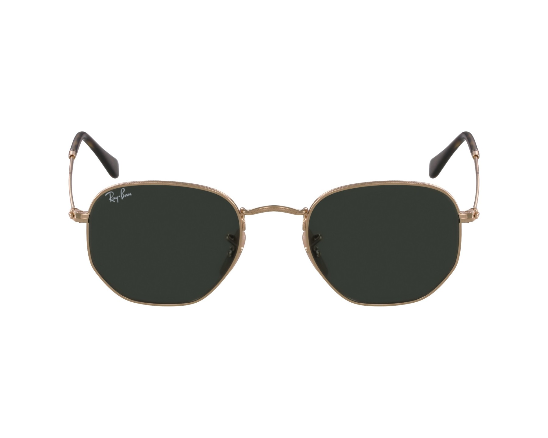 Sunglasses Ray-Ban RB-3548-N 001 48-21 Gold profile view 36429a122c