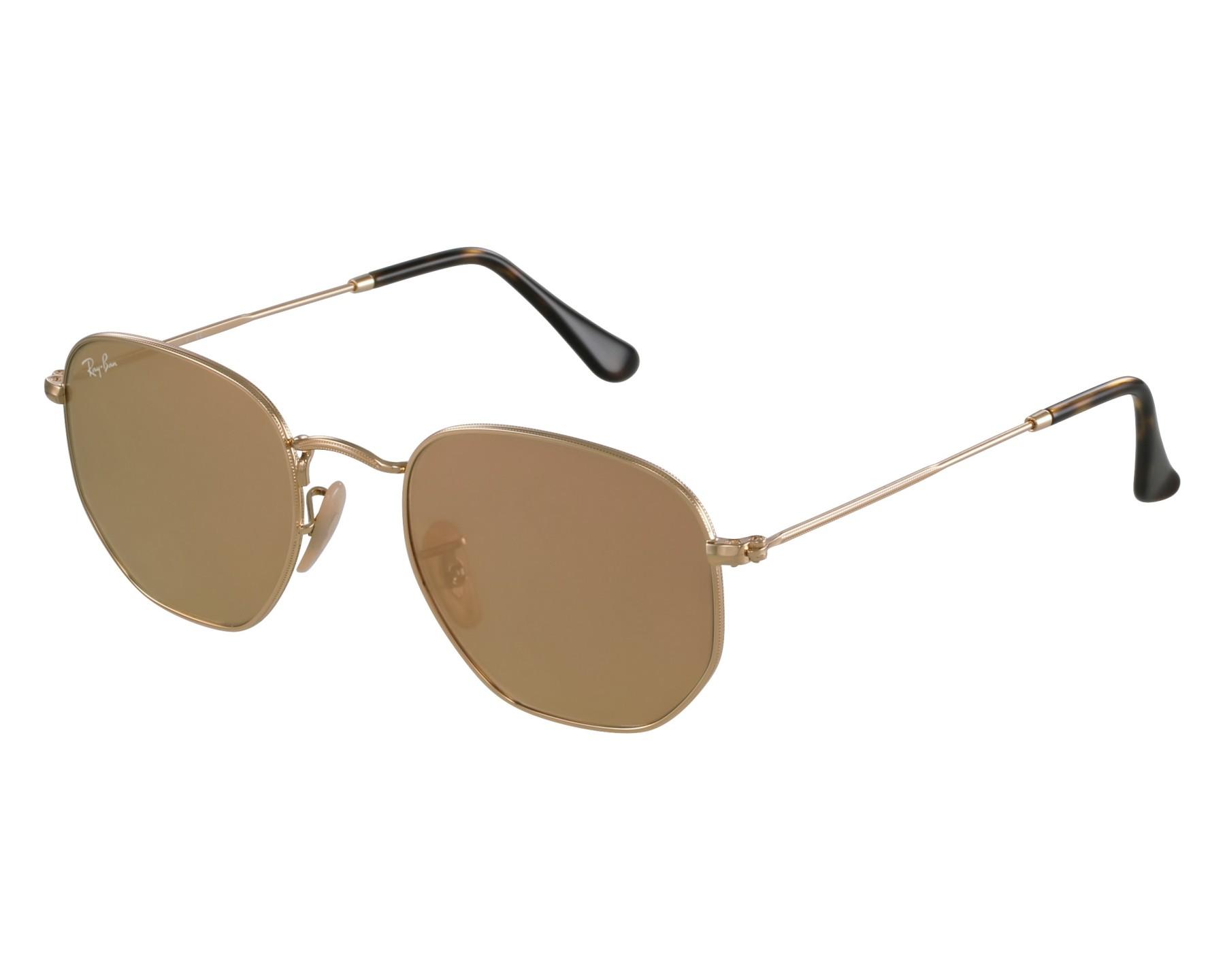 06d2f170cd978 Ray Ban Hexagonal Os Novos óculos De Sol Das