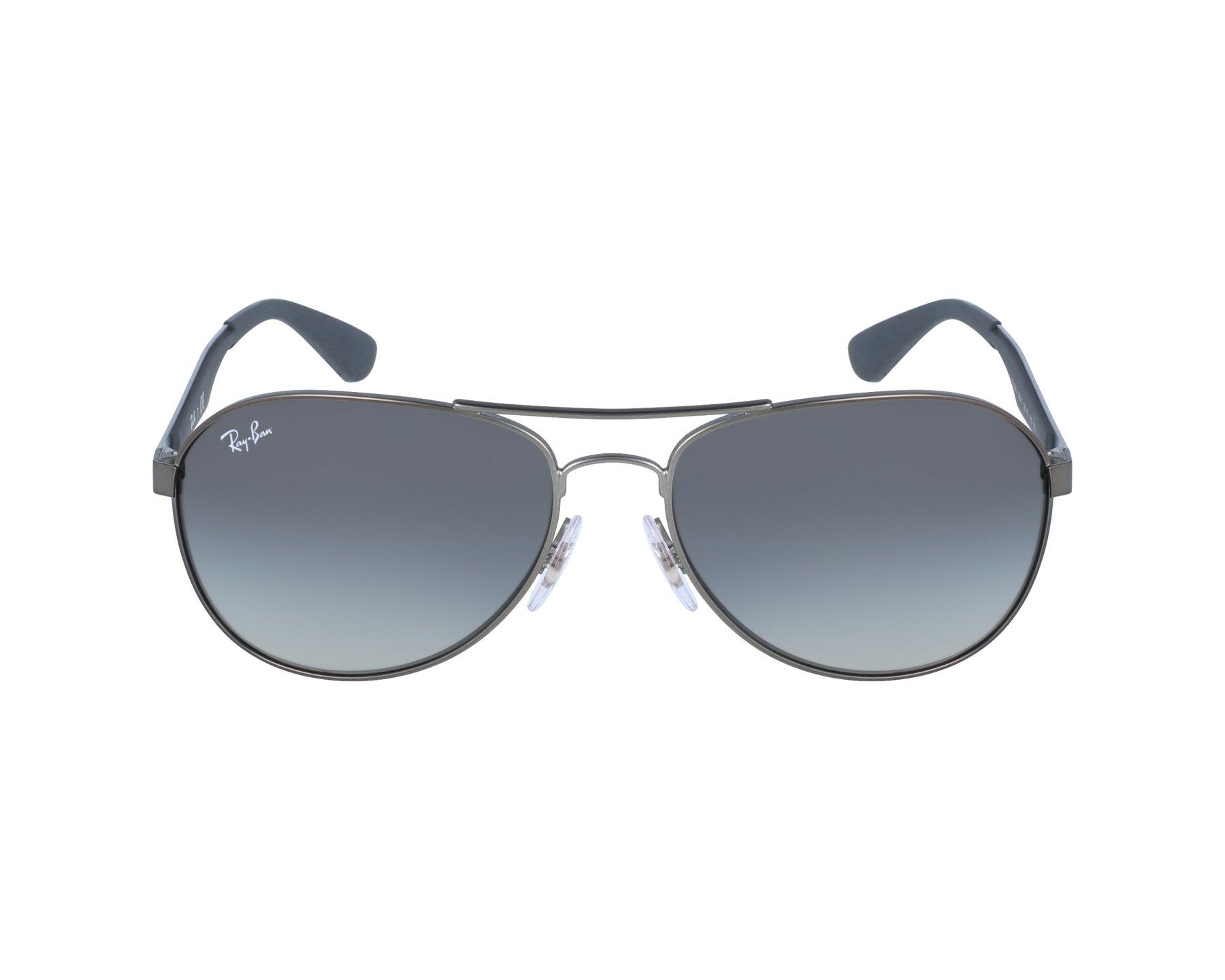 95afb898fb16 Sunglasses Ray-Ban RB-3549 029 11 58-16 Gun Grey profile